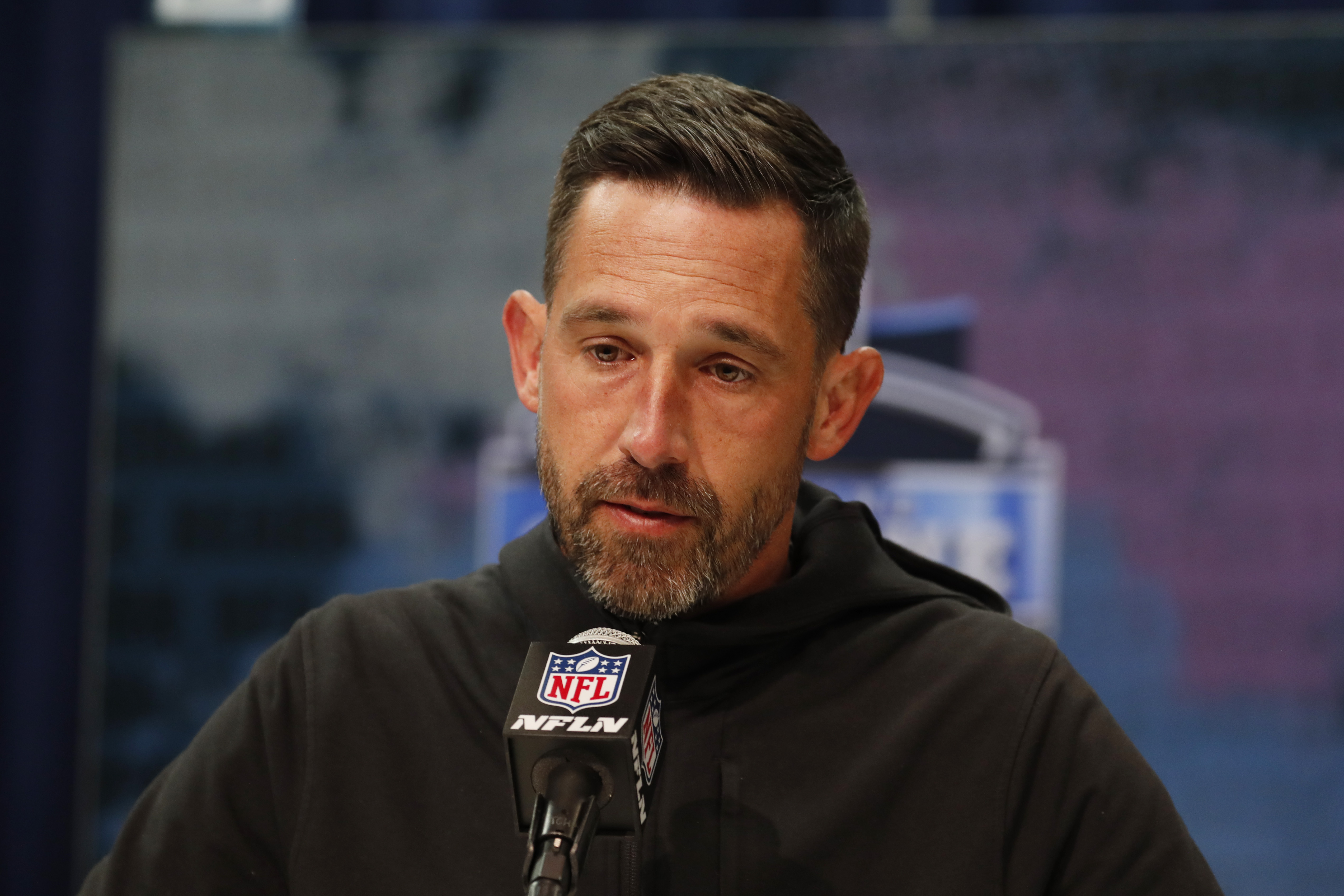 Kyle Shanahan Advocates 49ers Scrimmage in Cabo
