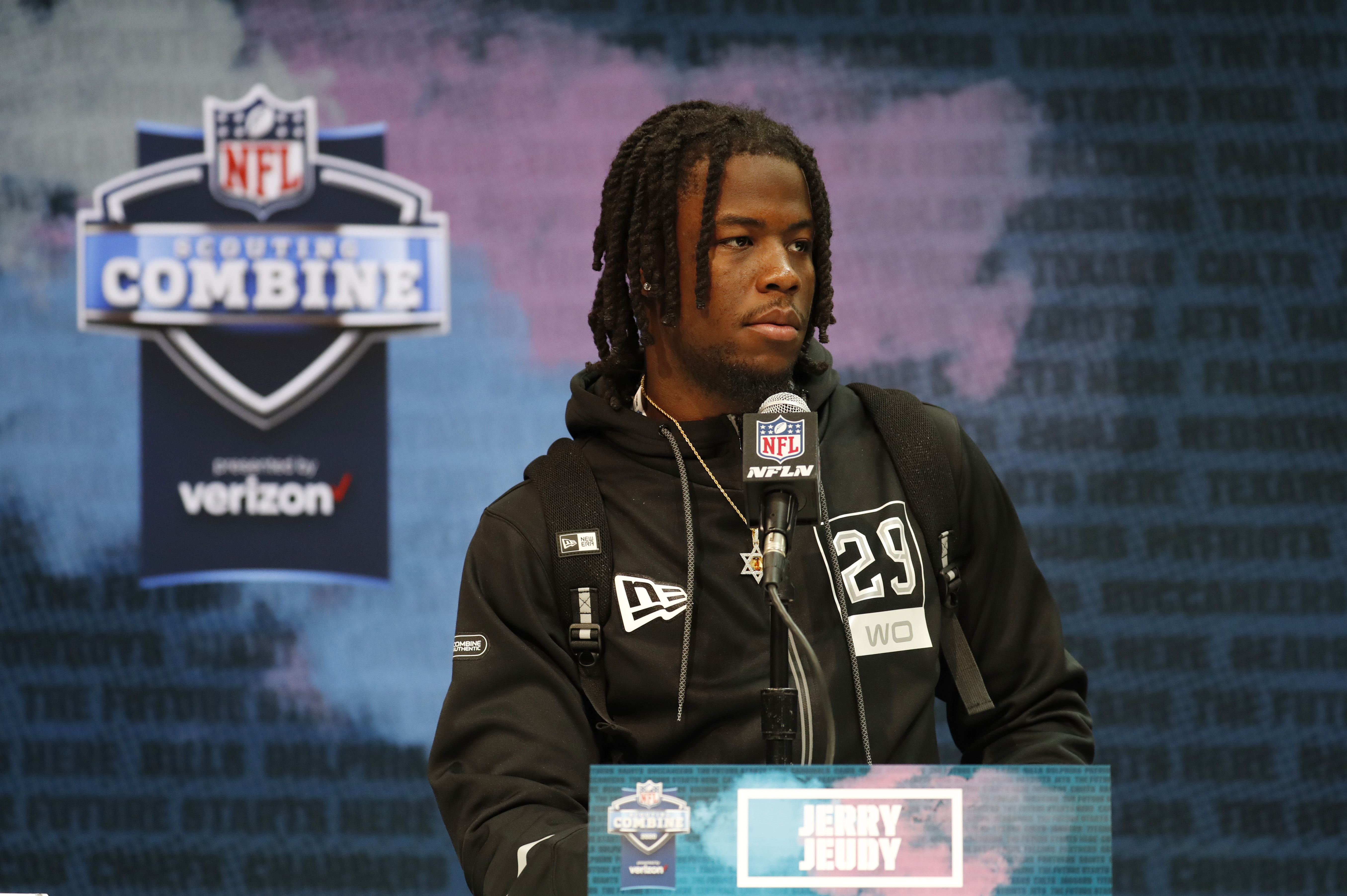 New York Jets Management Hail Wide Receivers at the NFL Combine Led by Jerry Jeudy, CeeDee Lamb