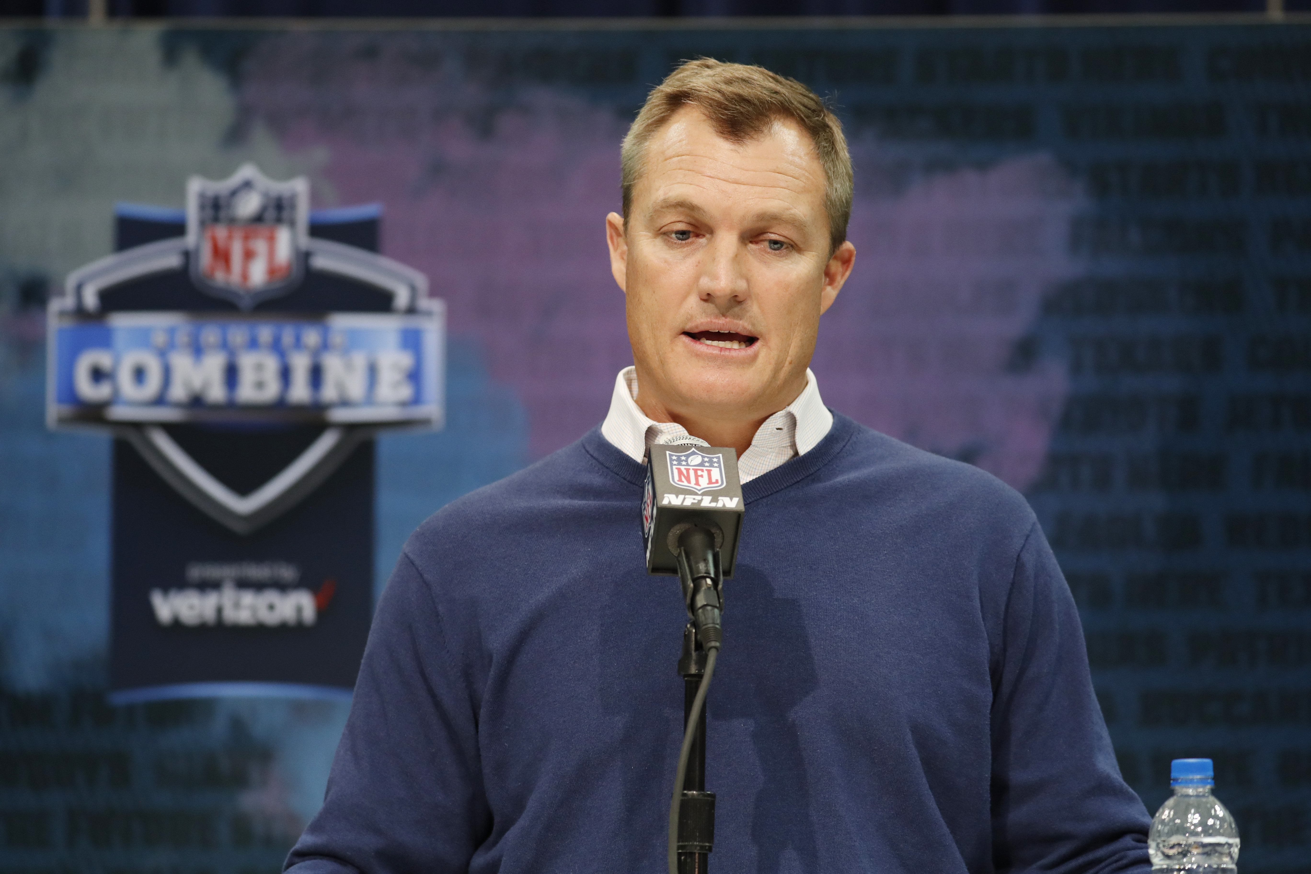 Three Takeaways From 49ers GM John Lynch's Combine Press Conference
