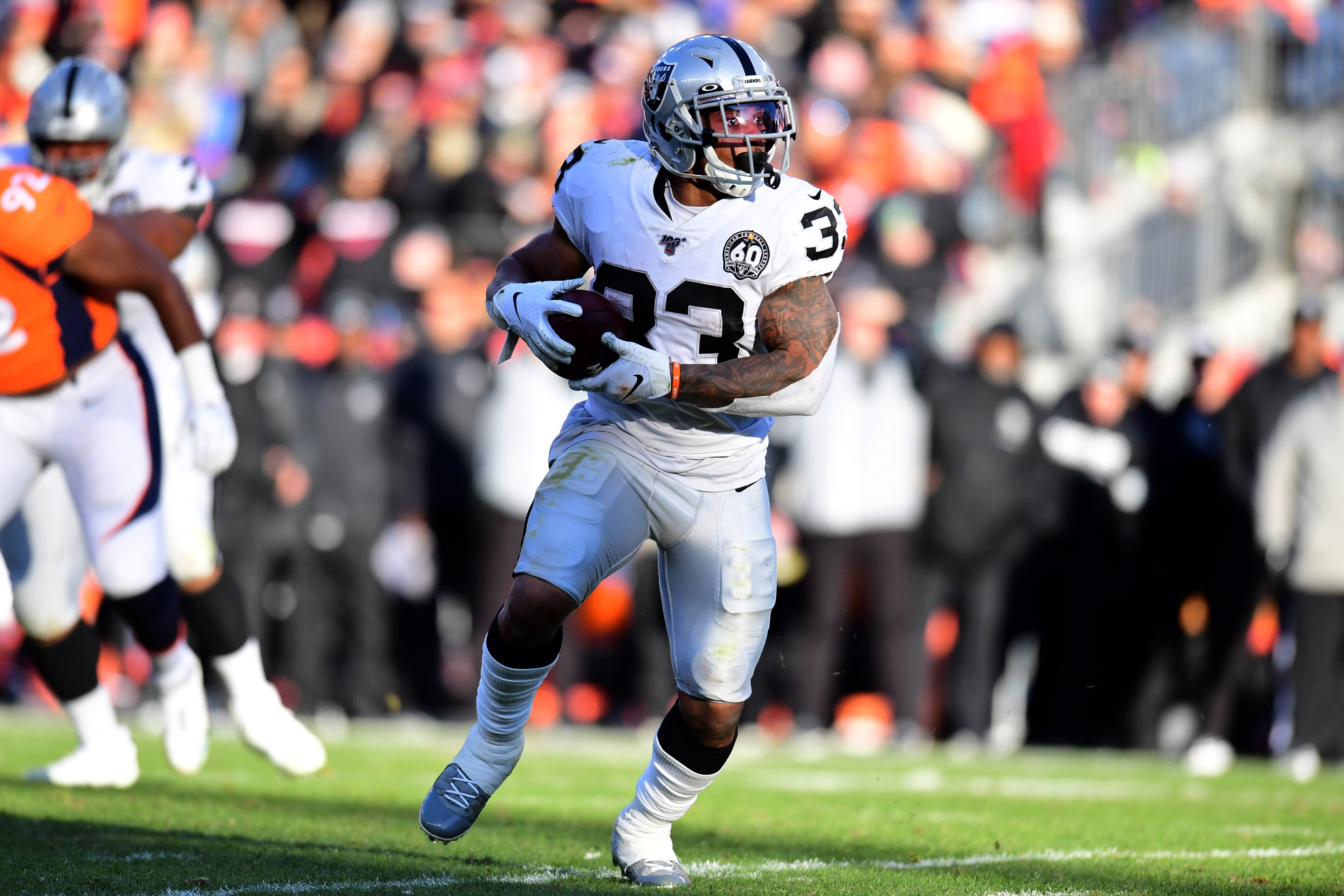 5 Free-Agent RBs Broncos Could Pursue to Upgrade Depth & Complement Phillip Lindsay