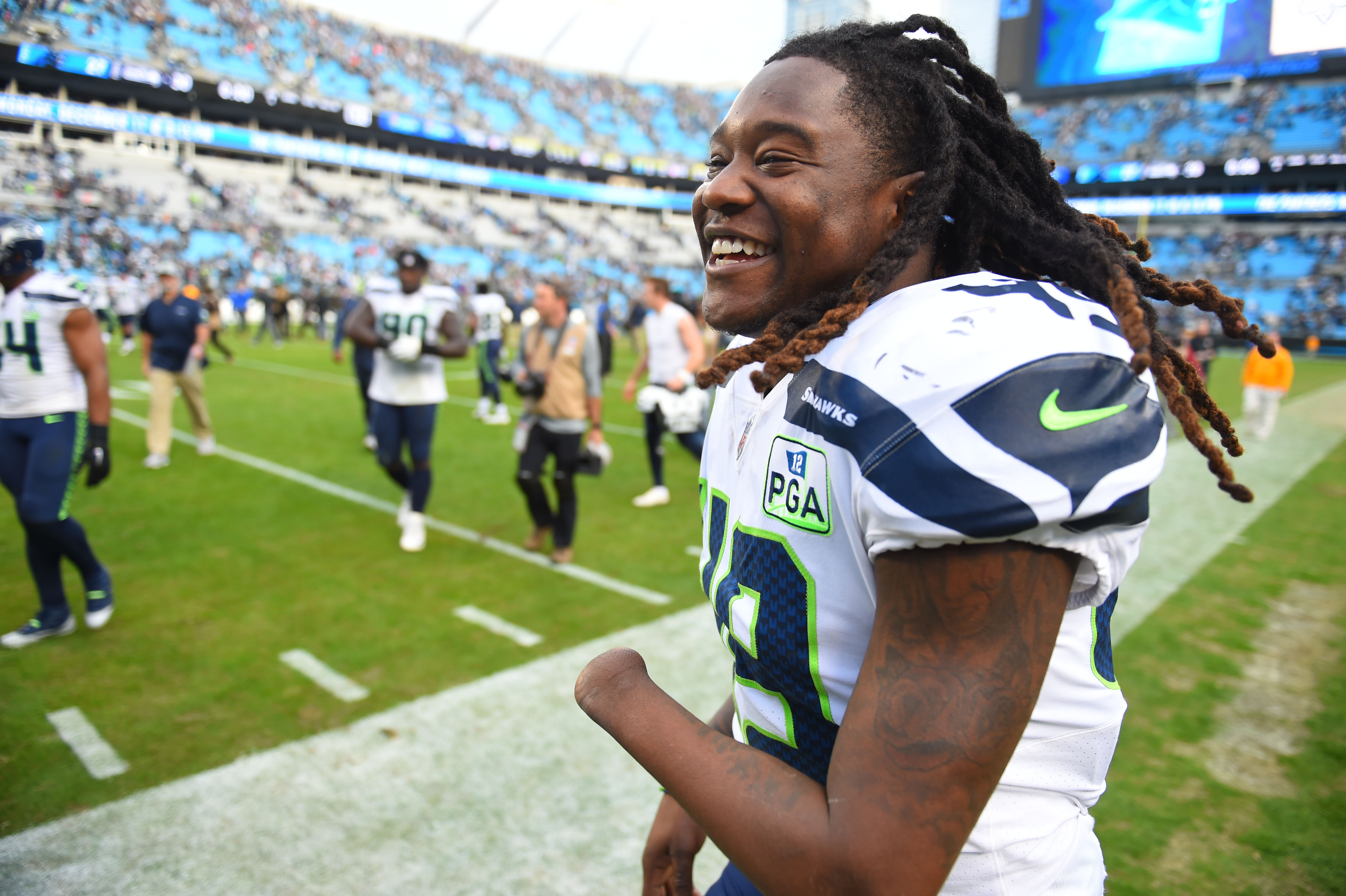 Seahawks Aiming for Continued Development from Shaquem Griffin