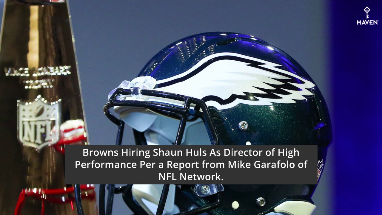 Browns Reportedly Hiring Shaun Huls As Director of High Performance