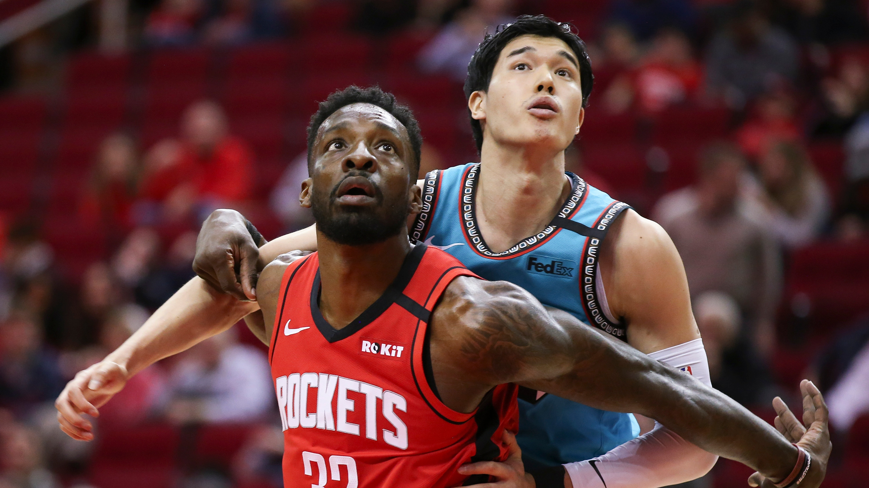 Jeff Green to Stay With Rockets For Rest of 2019-20