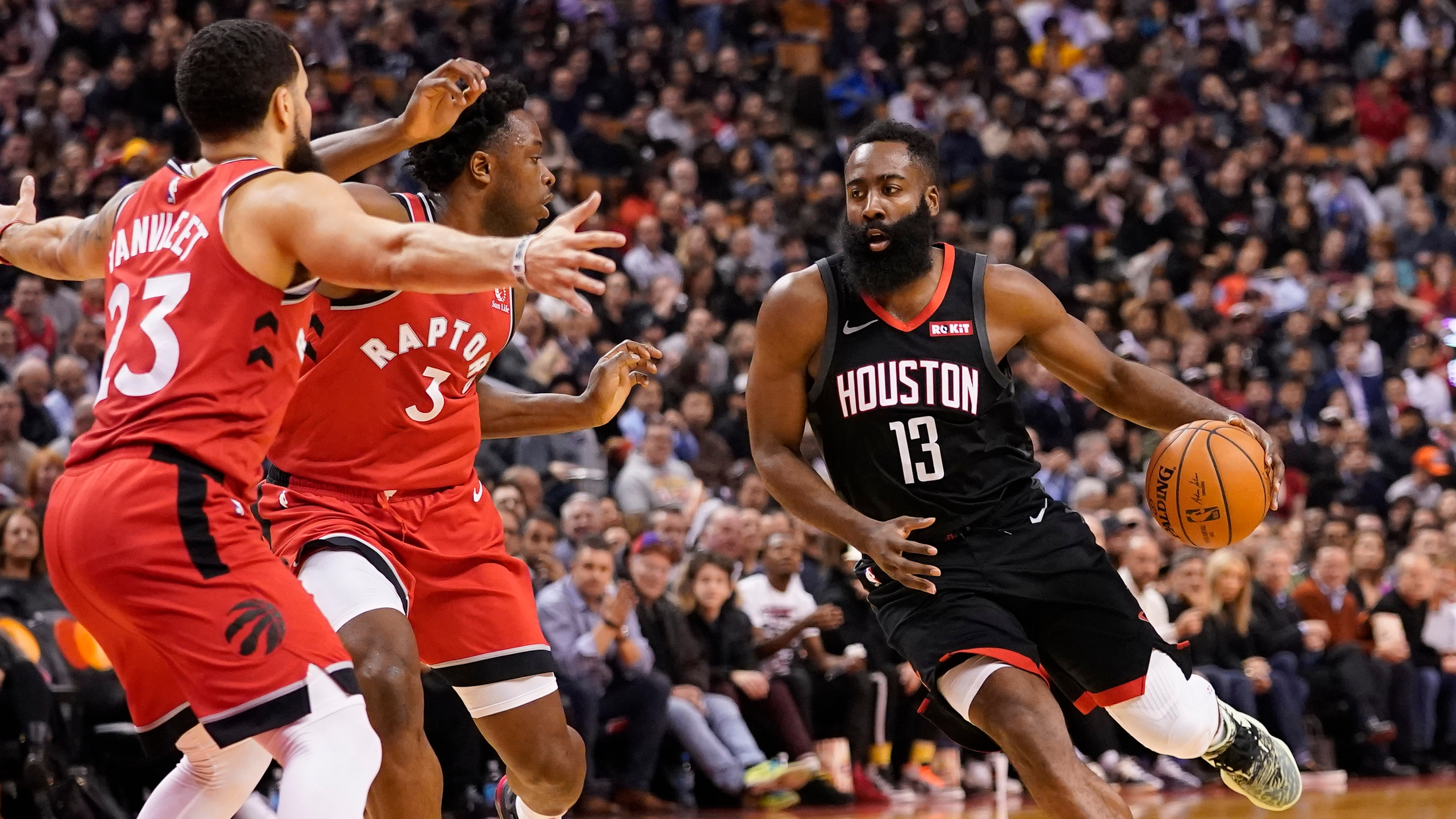 James Harden: 'Double Teams' Proves Best Player Status