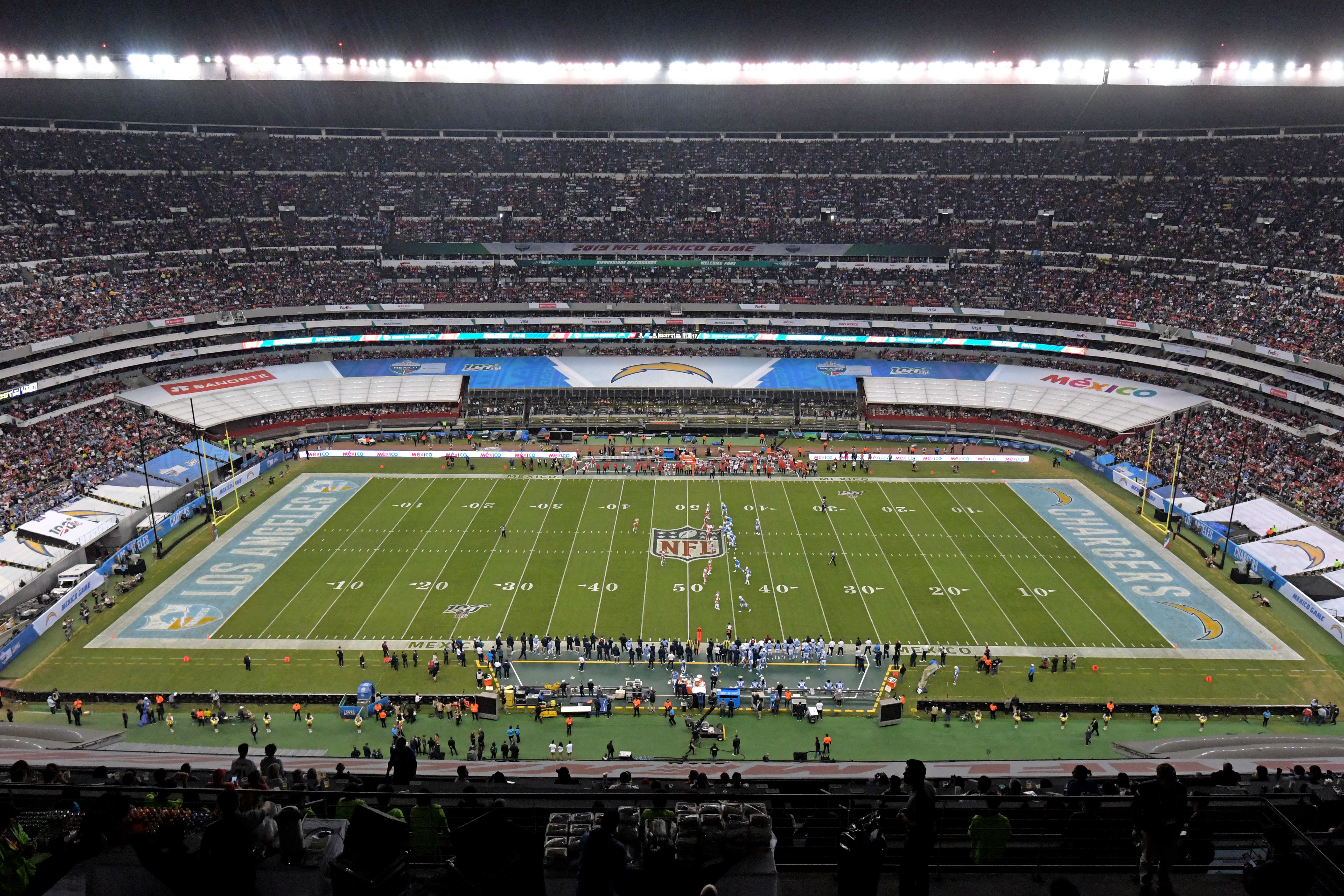 Eagles may be Mexico Bound