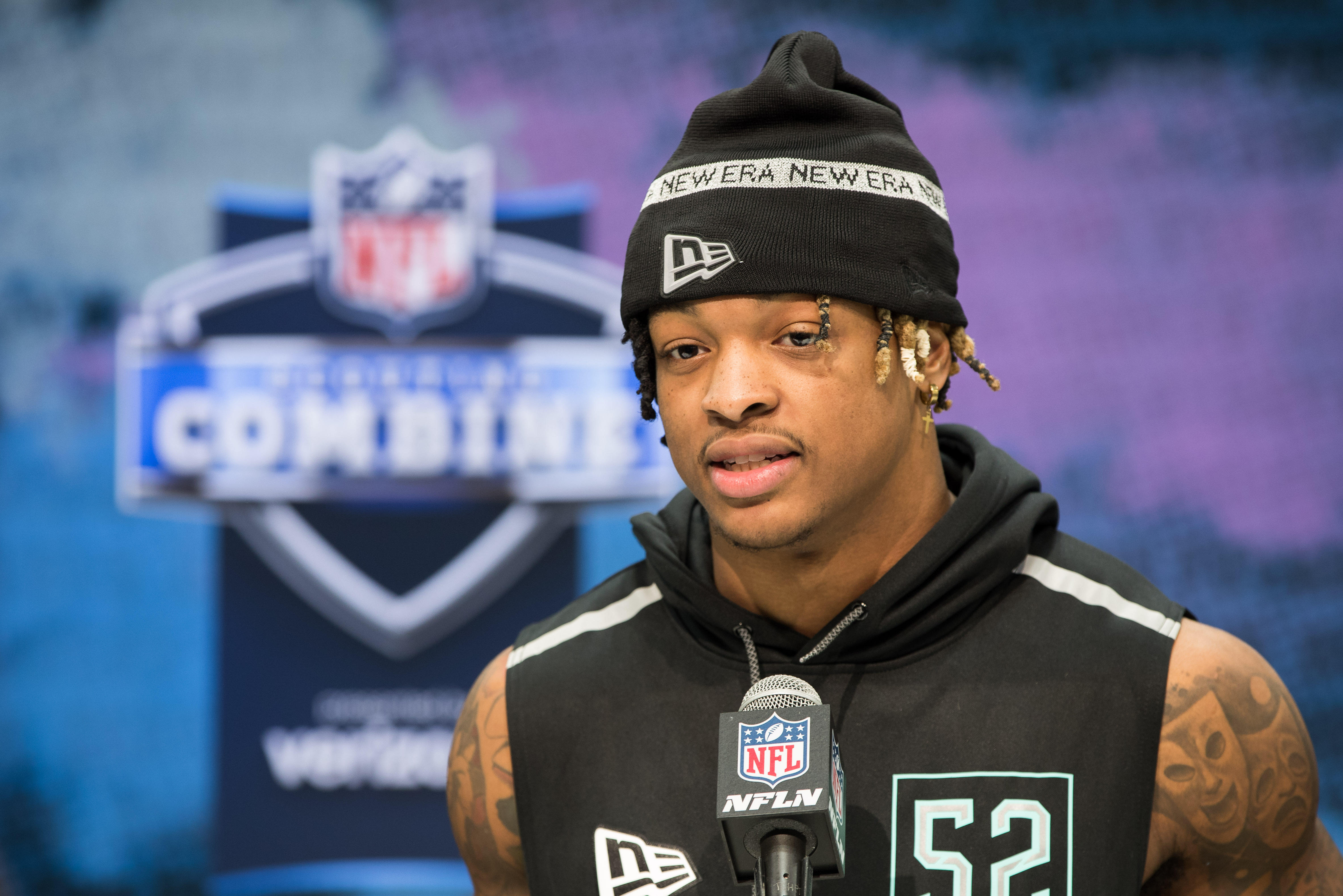 Why This Alabama Safety Said His Combine Meeting With Patriots Was 'Awkward'