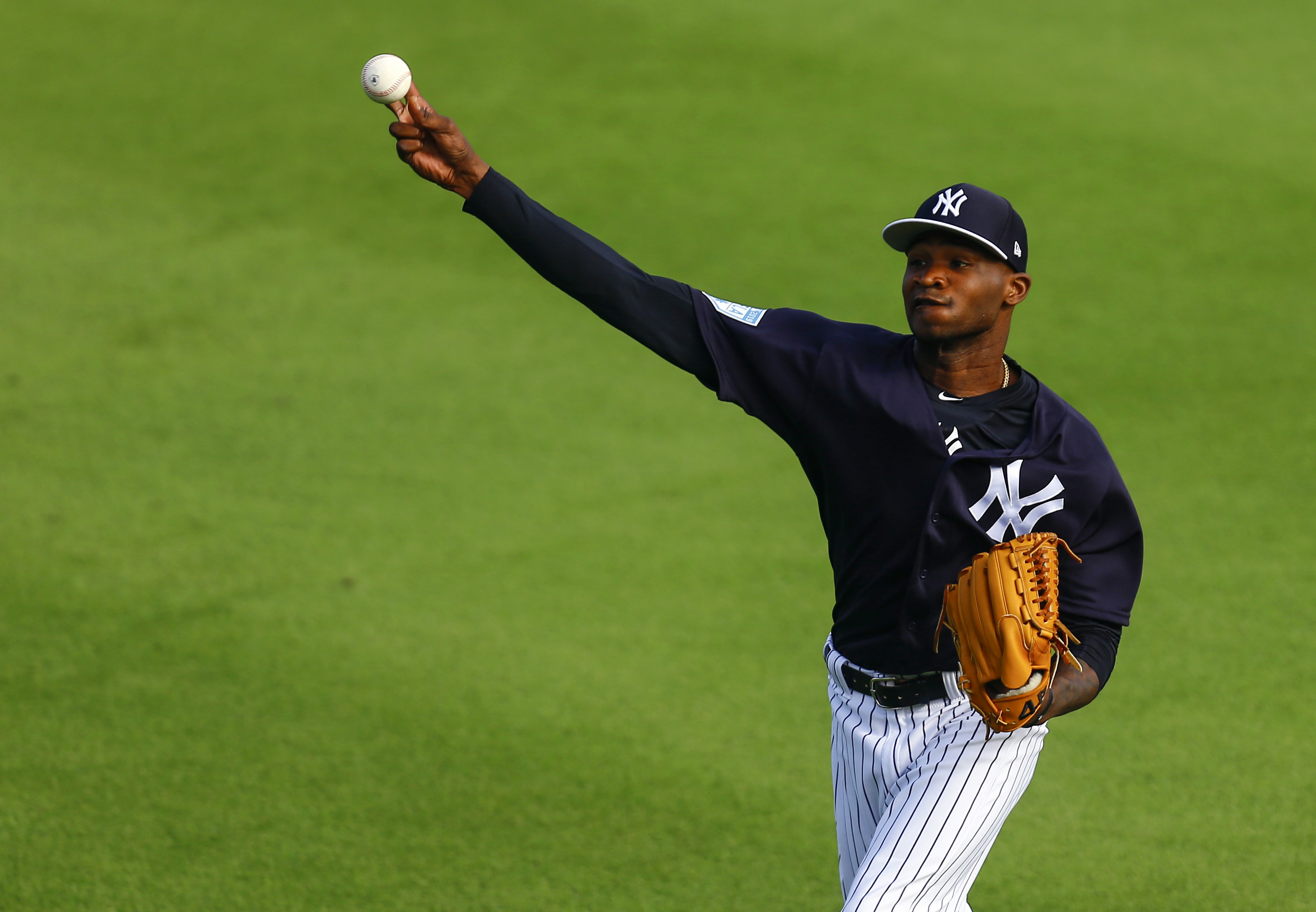 Yankees' Domingo Germán Uninjured in Dominican Republic Car Crash