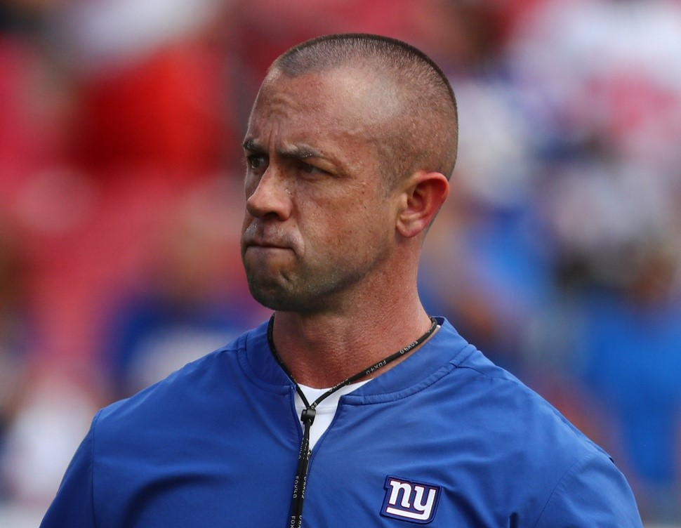 Report: Giants Lose Strength and Conditioning Coach Aaron Wellman