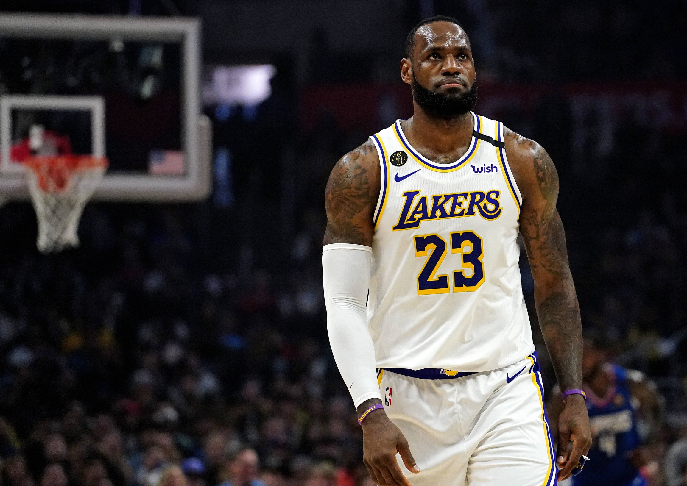 Magic Johnson Says LeBron James Is The Best Athlete In The World