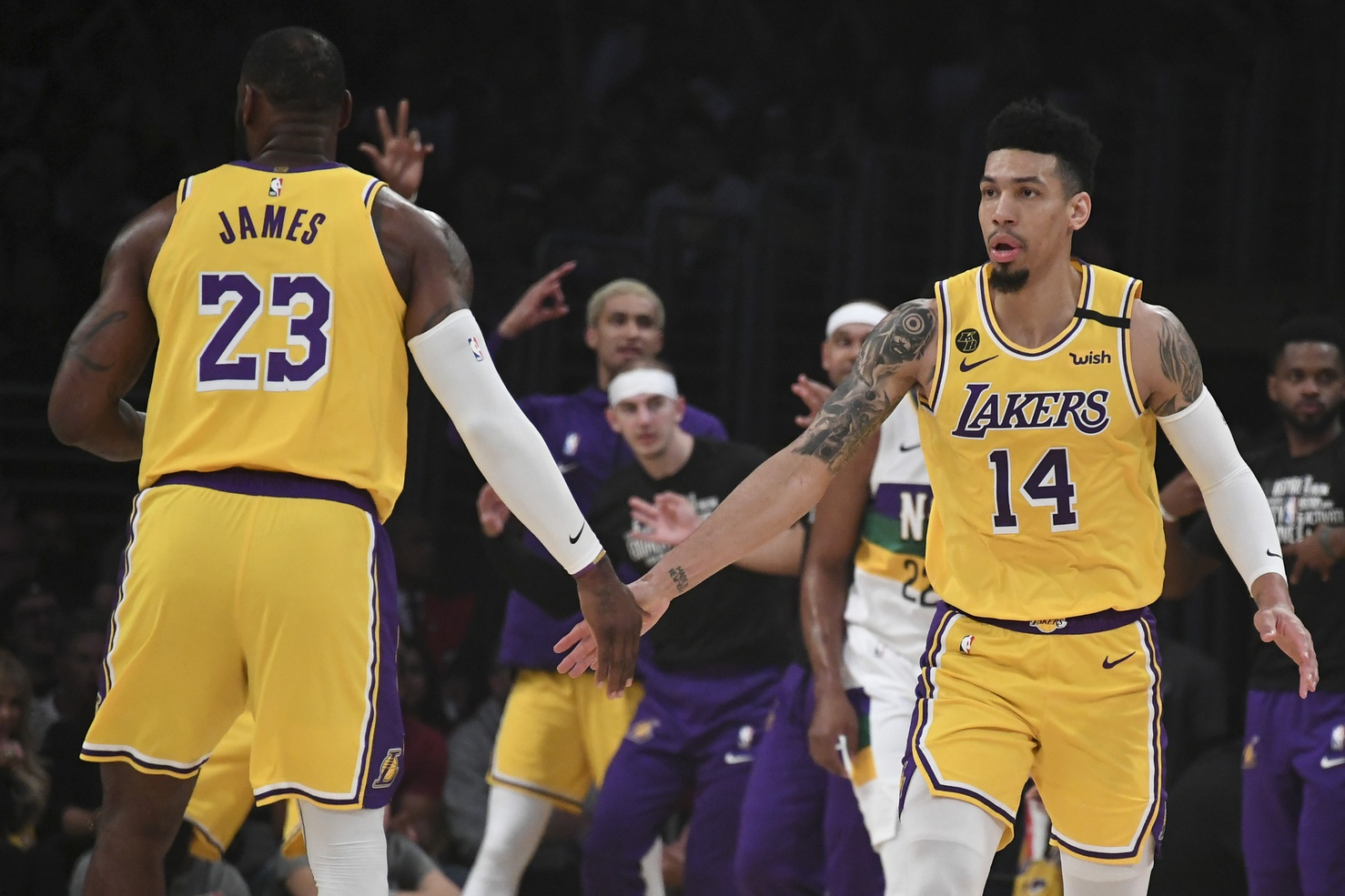 Lakers Danny Green Still Hasn T Received Championship Ring With Toronto