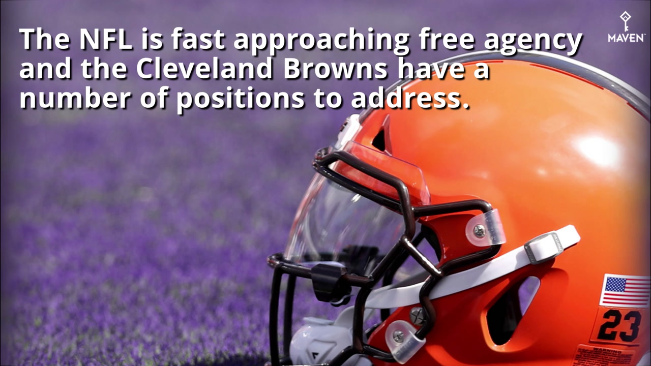 Cleveland Browns Free Agency Preview