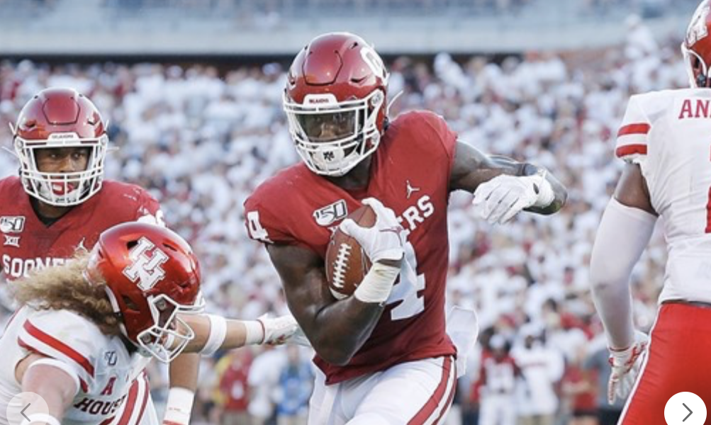 Lincoln Riley: Trey Sermon was frustrated in 2019