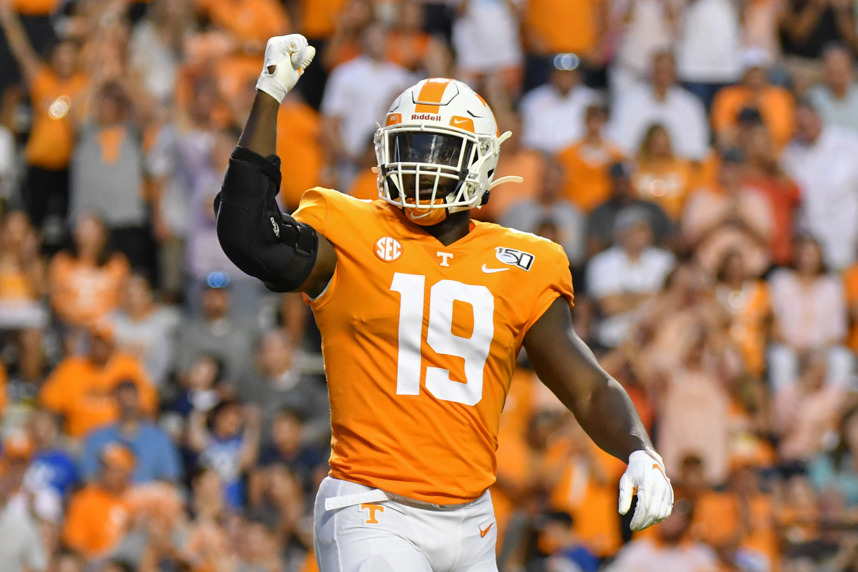 Former Vol Projected to Los Angeles Rams in Latest Mock Draft