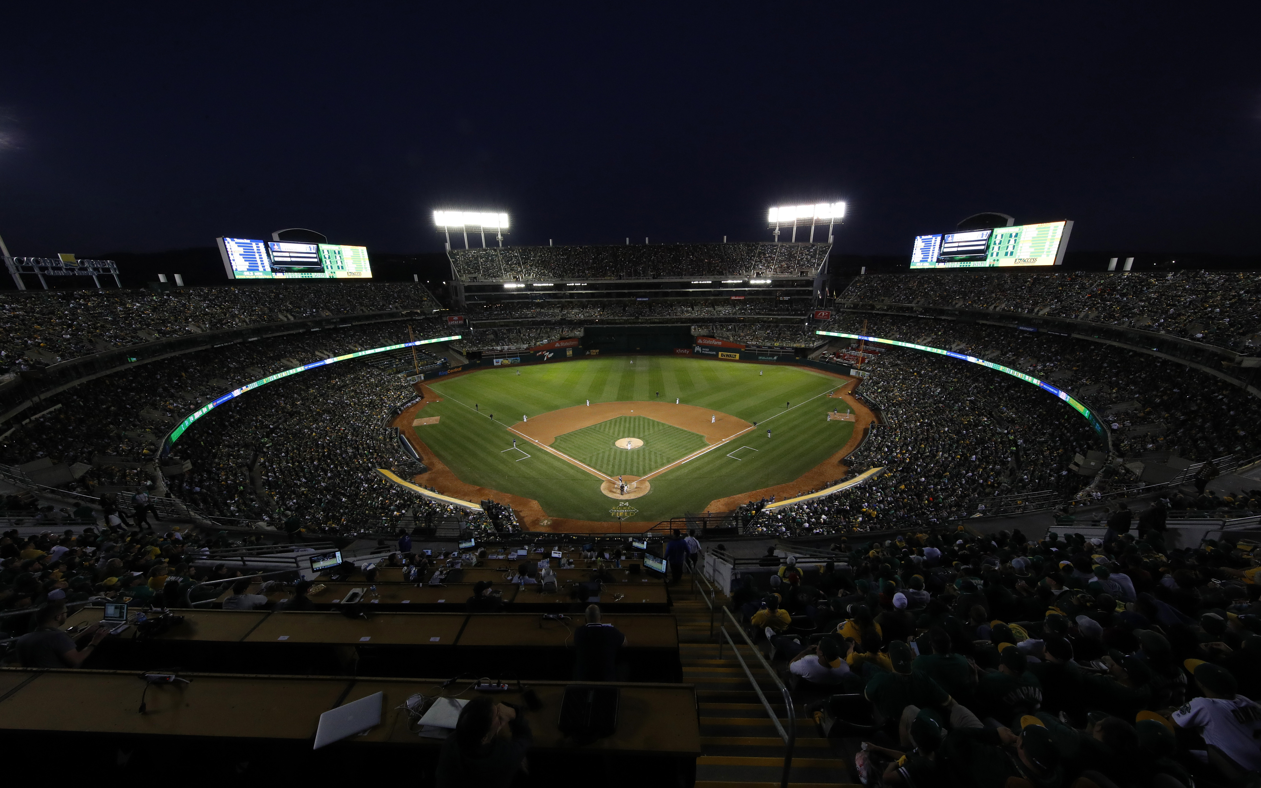 With MLB's Return Delayed, What's Next For A's-Giants Spring Showdowns?