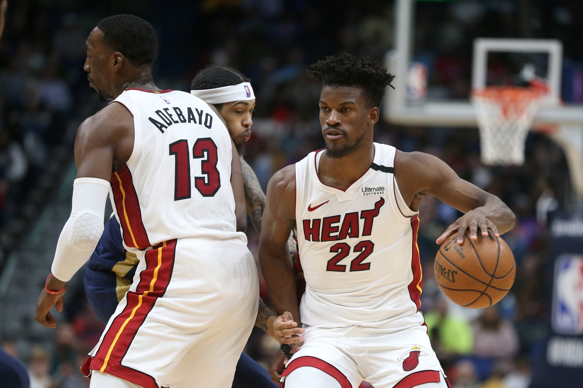 Miami Heat's Jimmy Butler and Bam Adebayo among league's top 20 players according to formula
