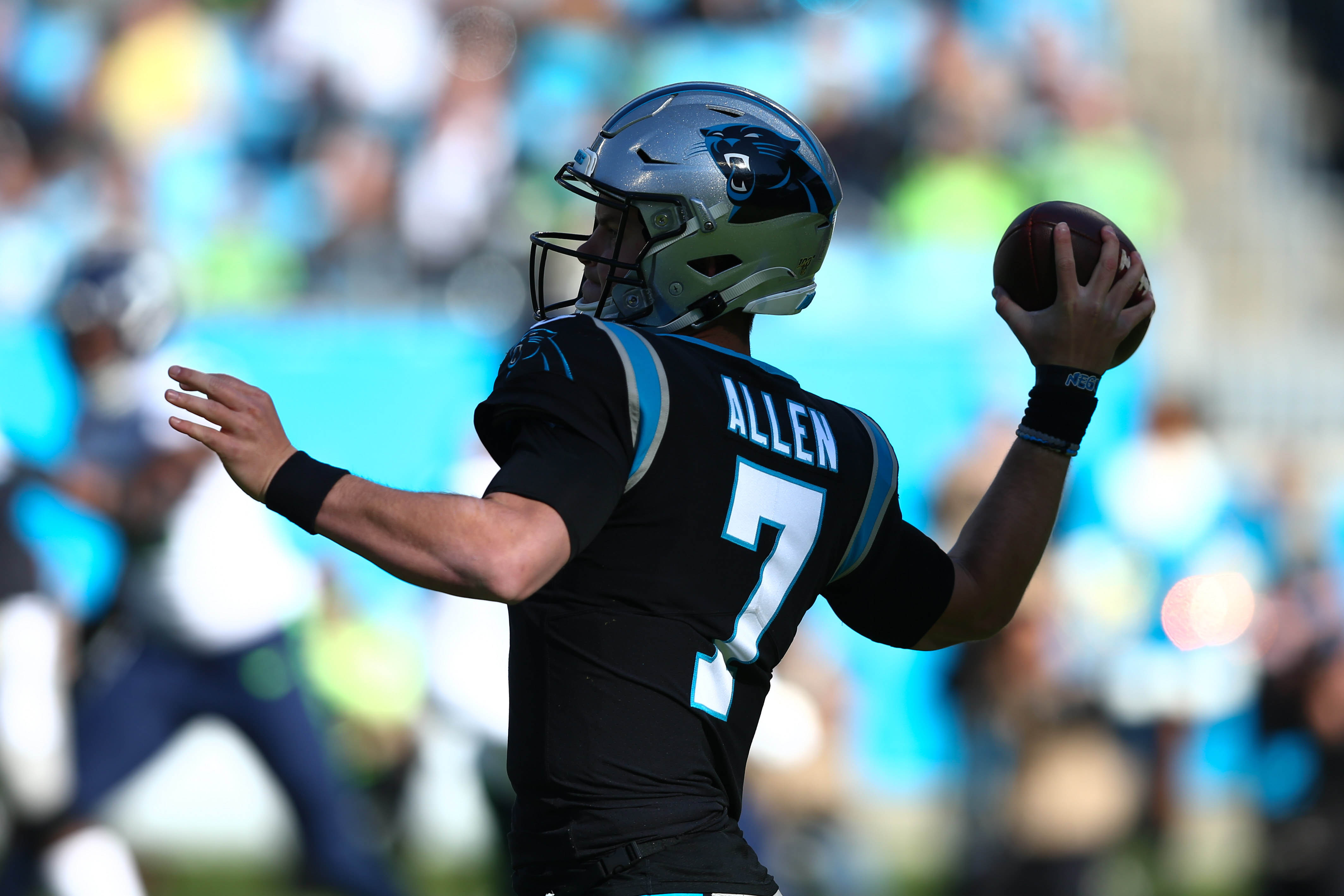 Does Kyle Allen Have a Chance to Start?