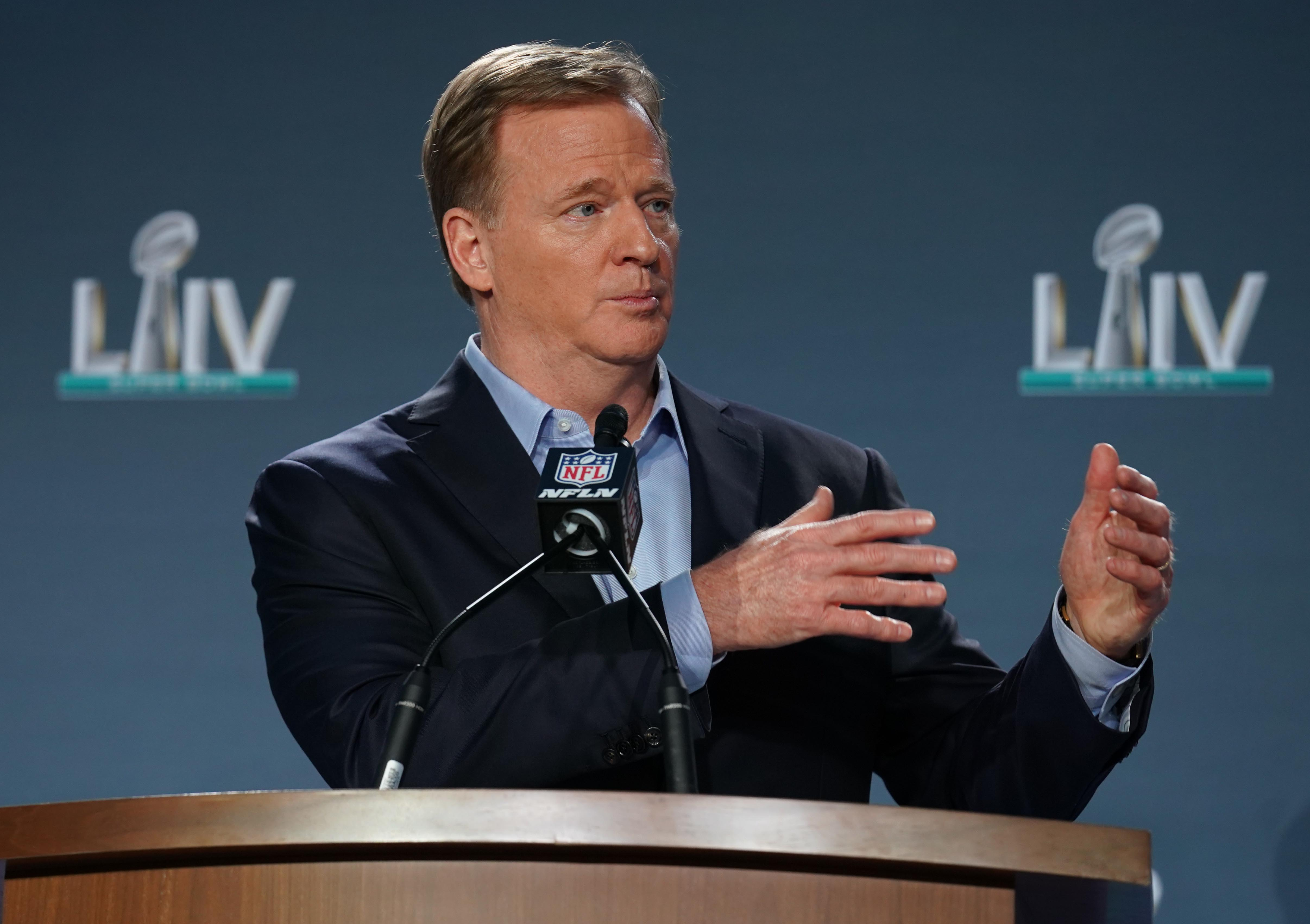 Report: NFL Has Ordered All Teams To Shut Down Facilities Wednesday Evening
