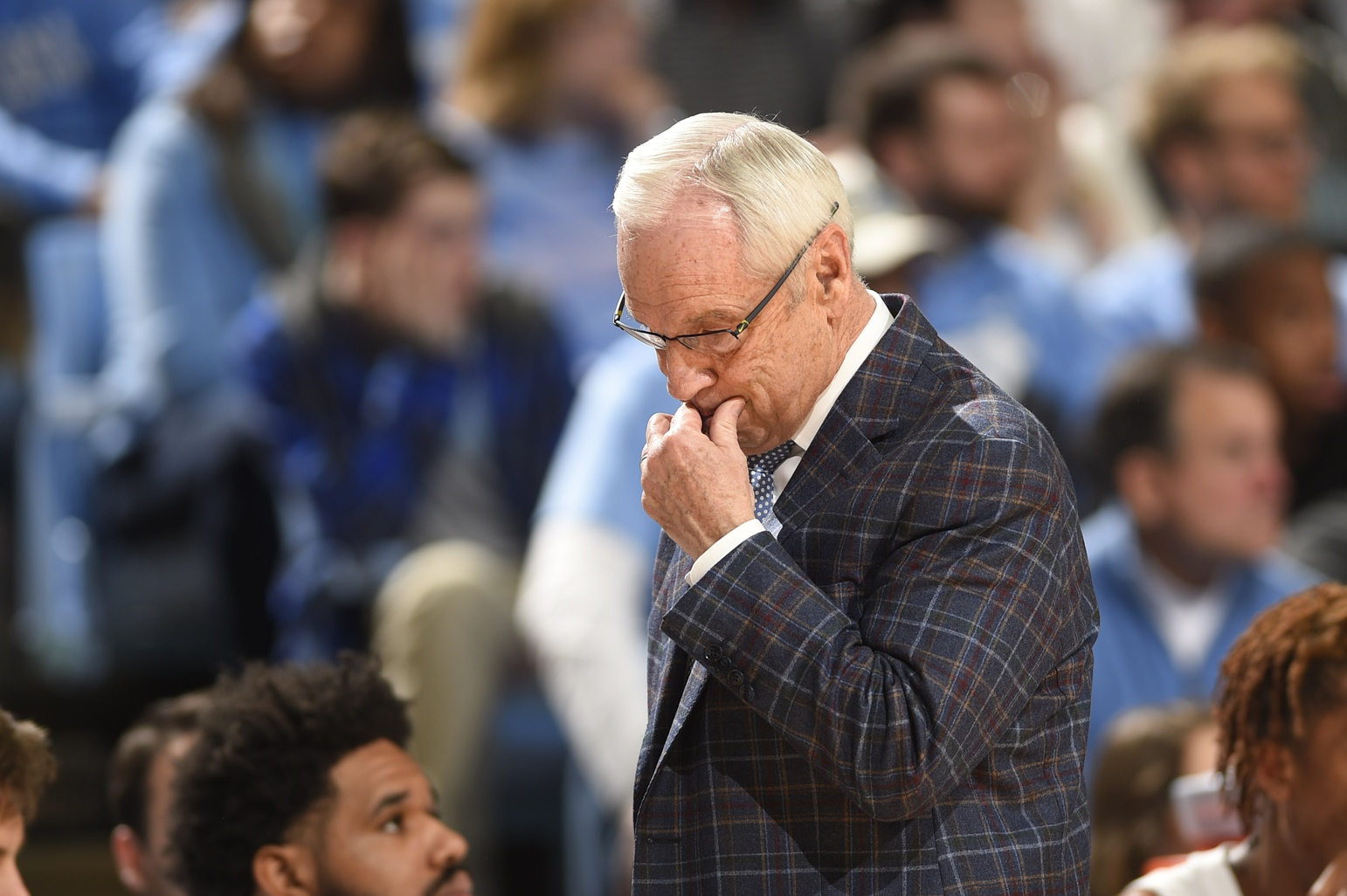 "Roy Williams, ""We Have to Put the Season Behind Us and Learn From Our Mistakes"""