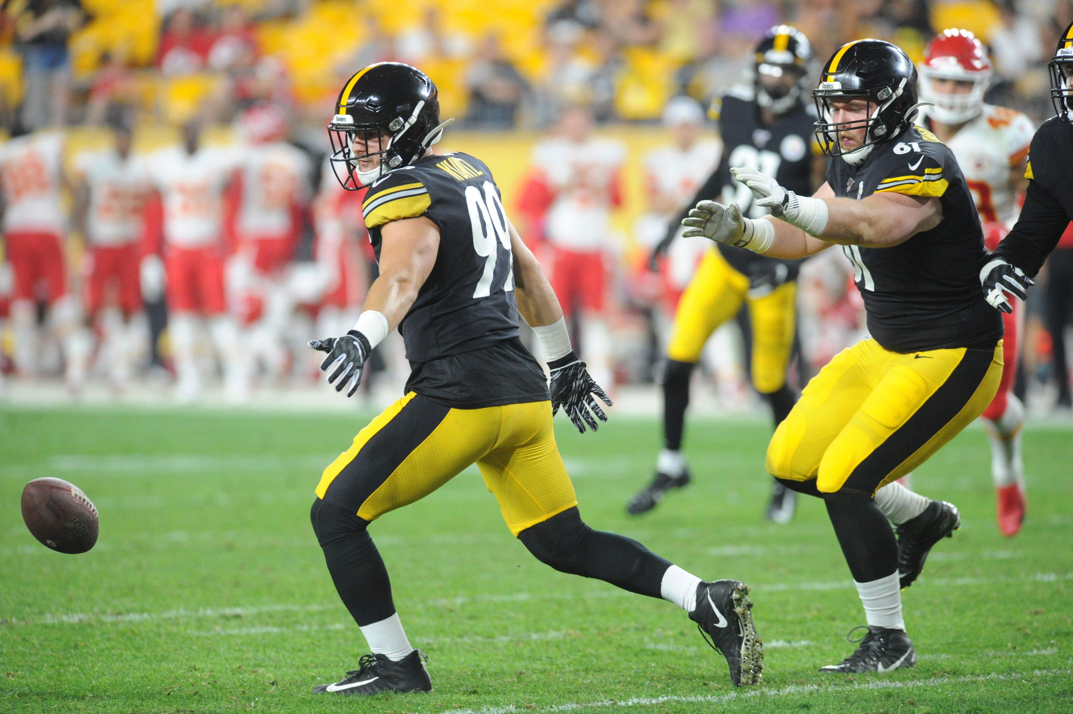Steelers Sign XFL Long Snapper Christian Kuntz