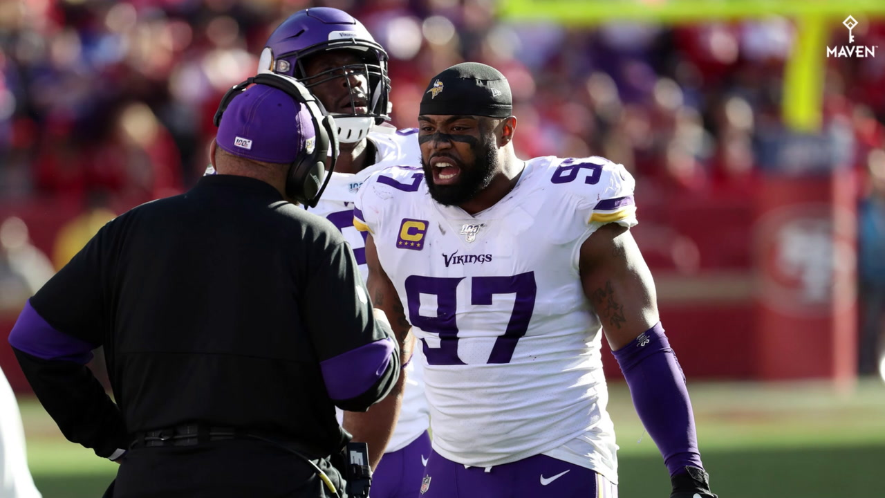 What is the Cost to bring Everson Griffen to Cleveland?