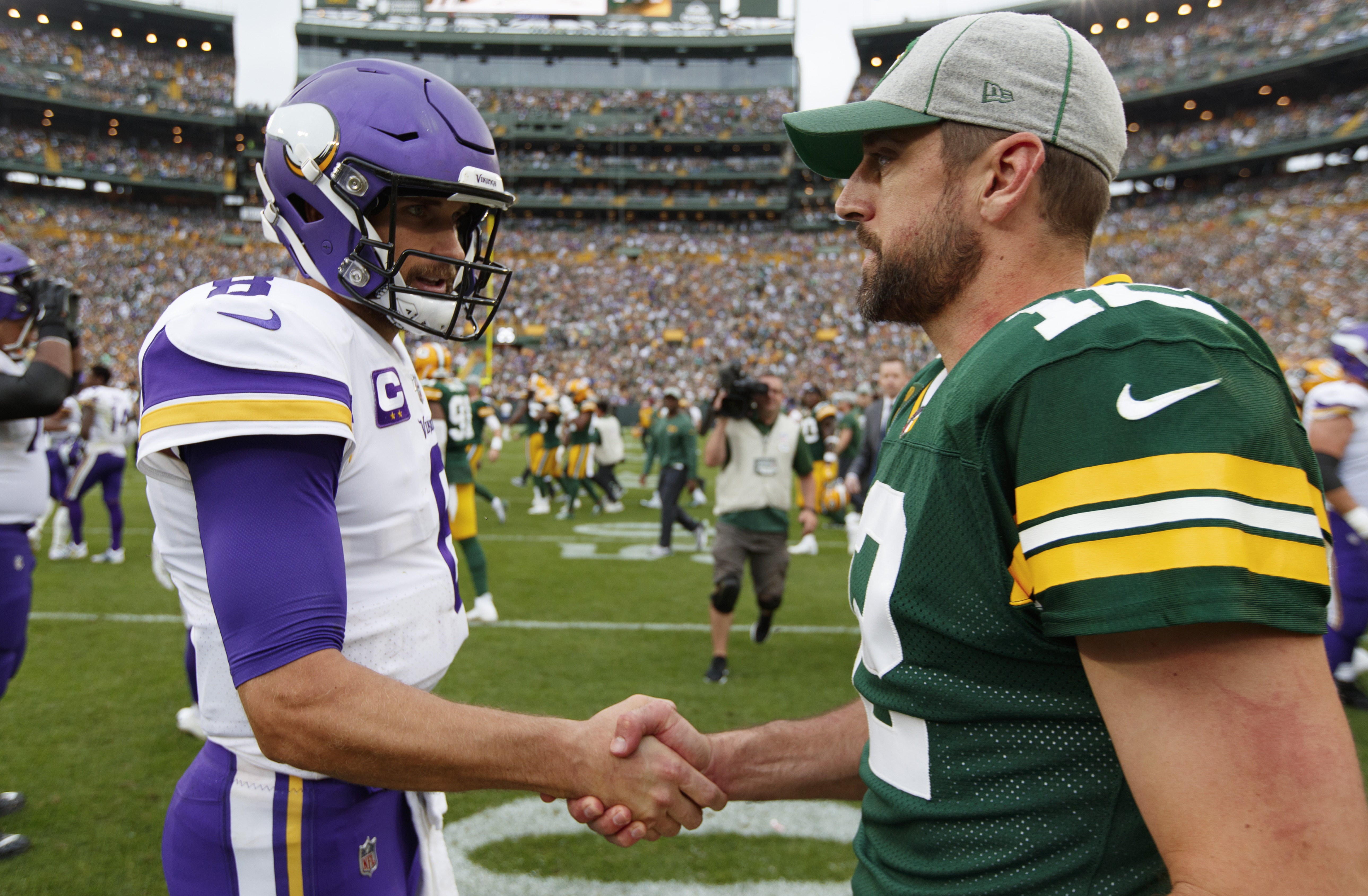 Which NFC North Team Has Improved Most In Free Agency?