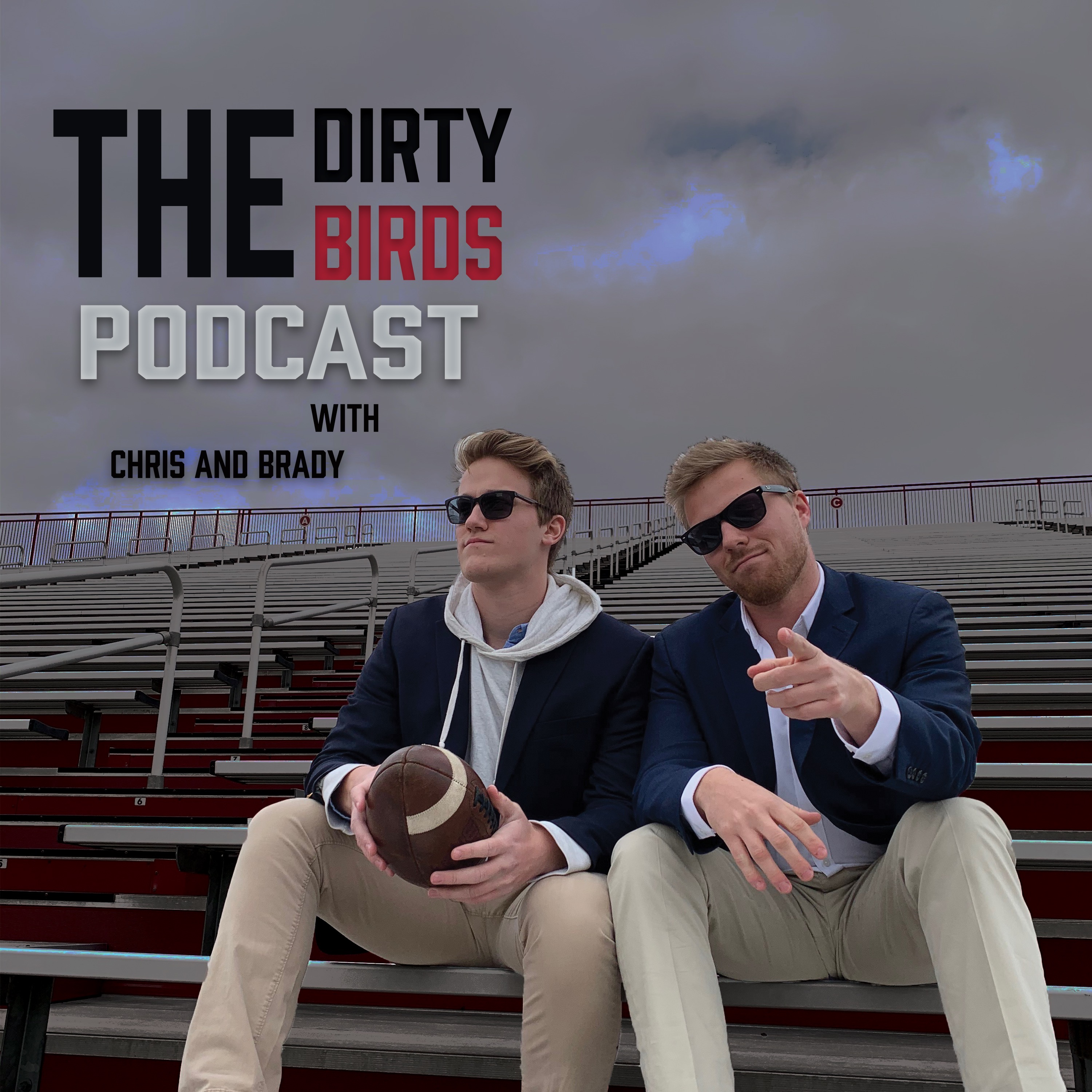 Dirty Birds Podcast Episode 8: Antonio Brown said WHAT?