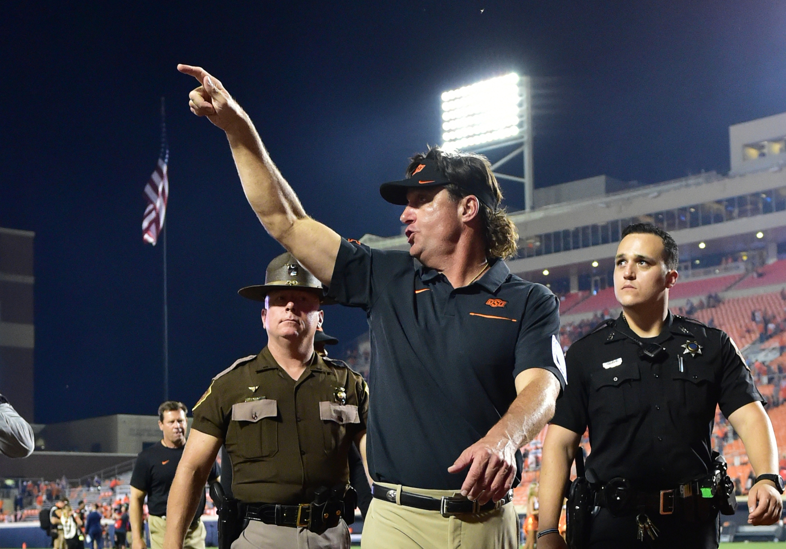 Mike Gundy's Opening Statement Which Did Not Receive Much Attention