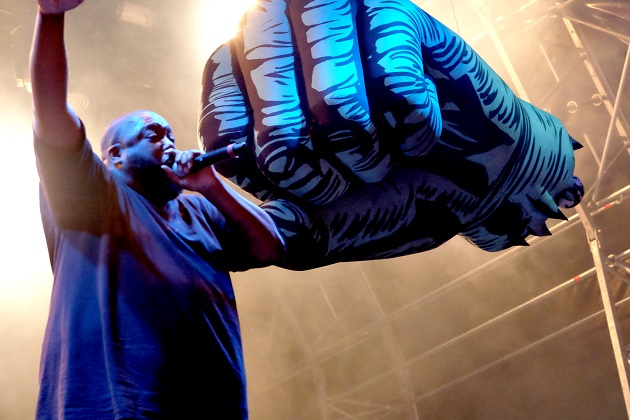 Killer Mike Recalls Making Money Off Being Called Out In Clinton Campaign Emails