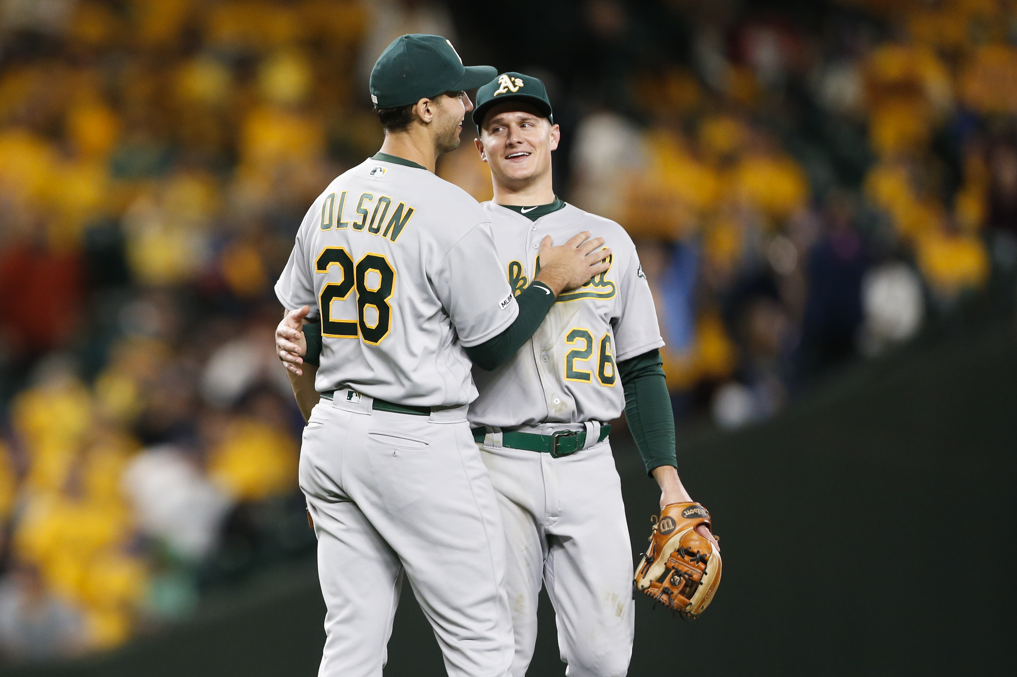 Having Extra-Inning Games End in a Home Run Derby Might Set Up Well for Athletics