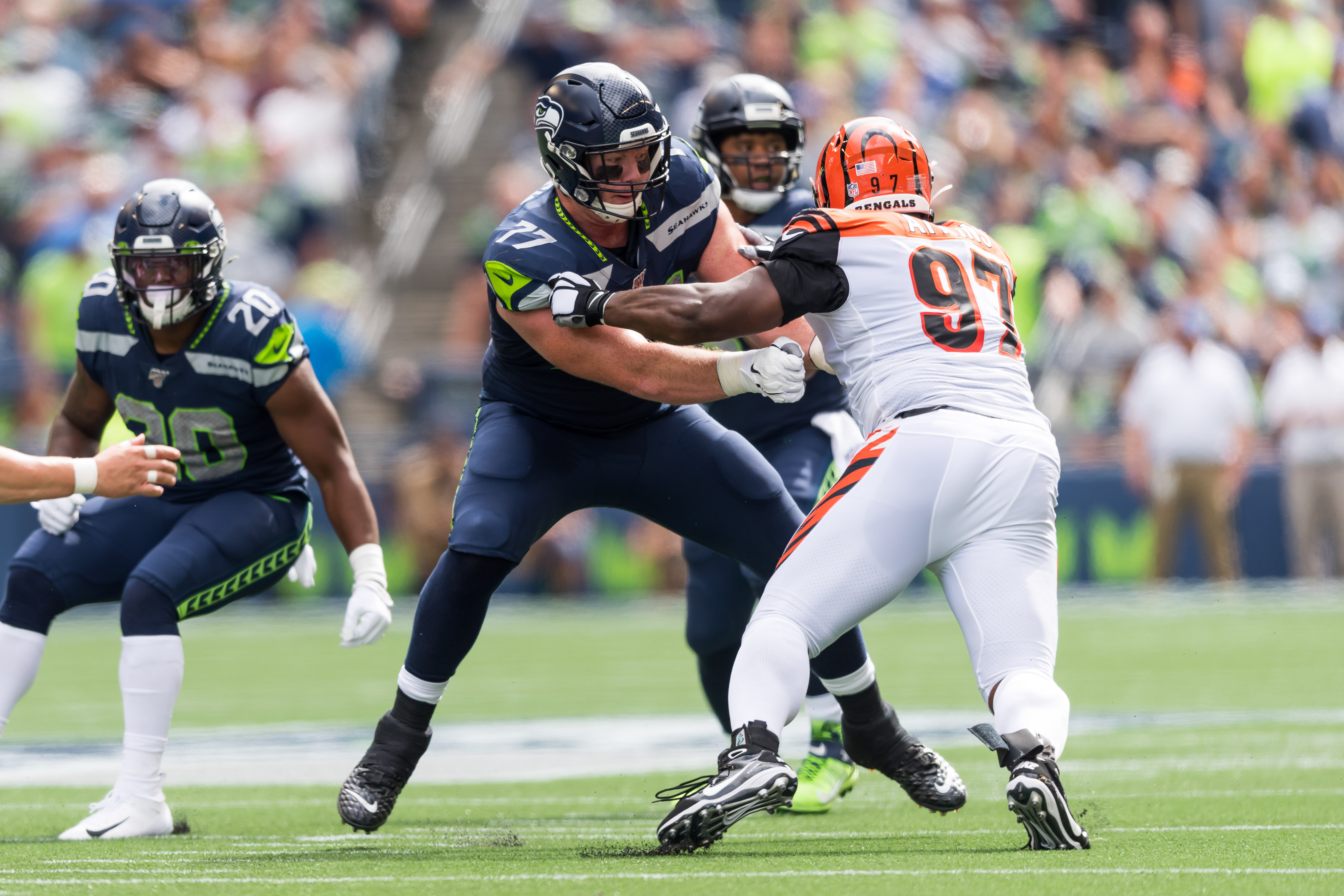 Analysis: 6 Seahawks Most Impacted by Offseason Moves