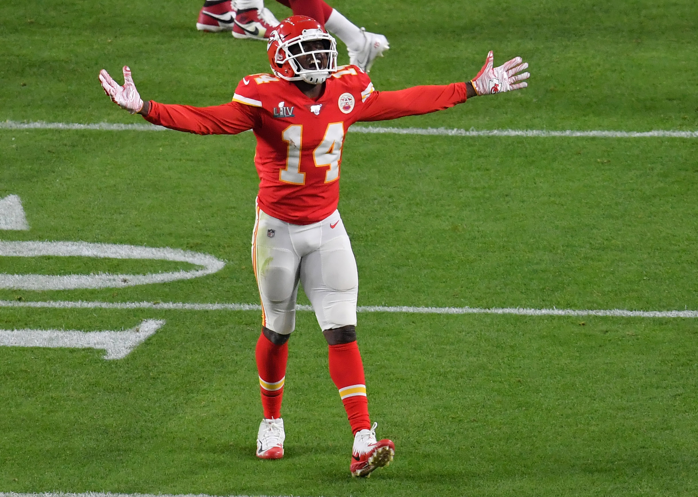 Kansas City Chiefs and Sammy Watkins agree to restructured contract for 2020 season