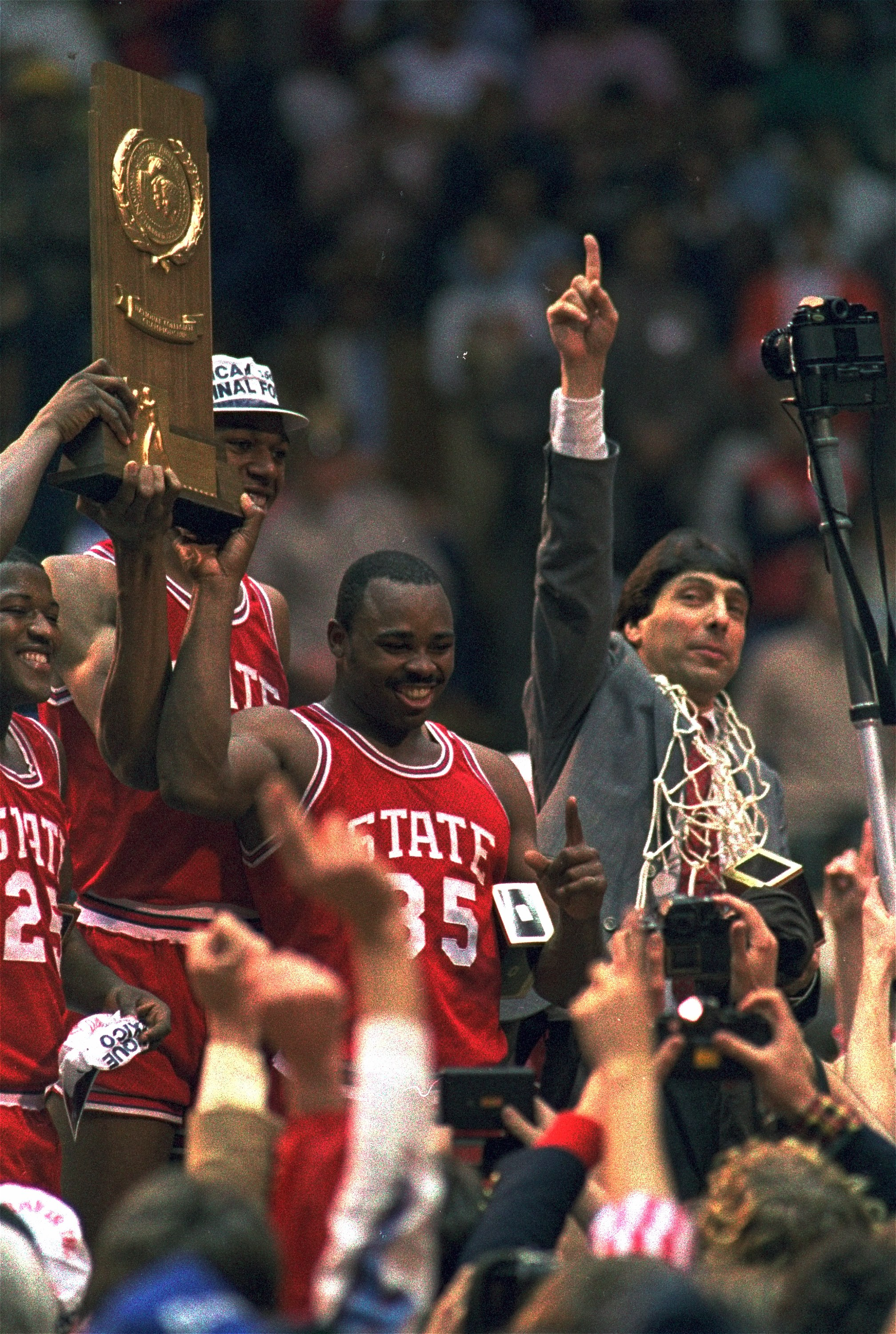 Wolfpack Flashback: The Impossible Dream Come True