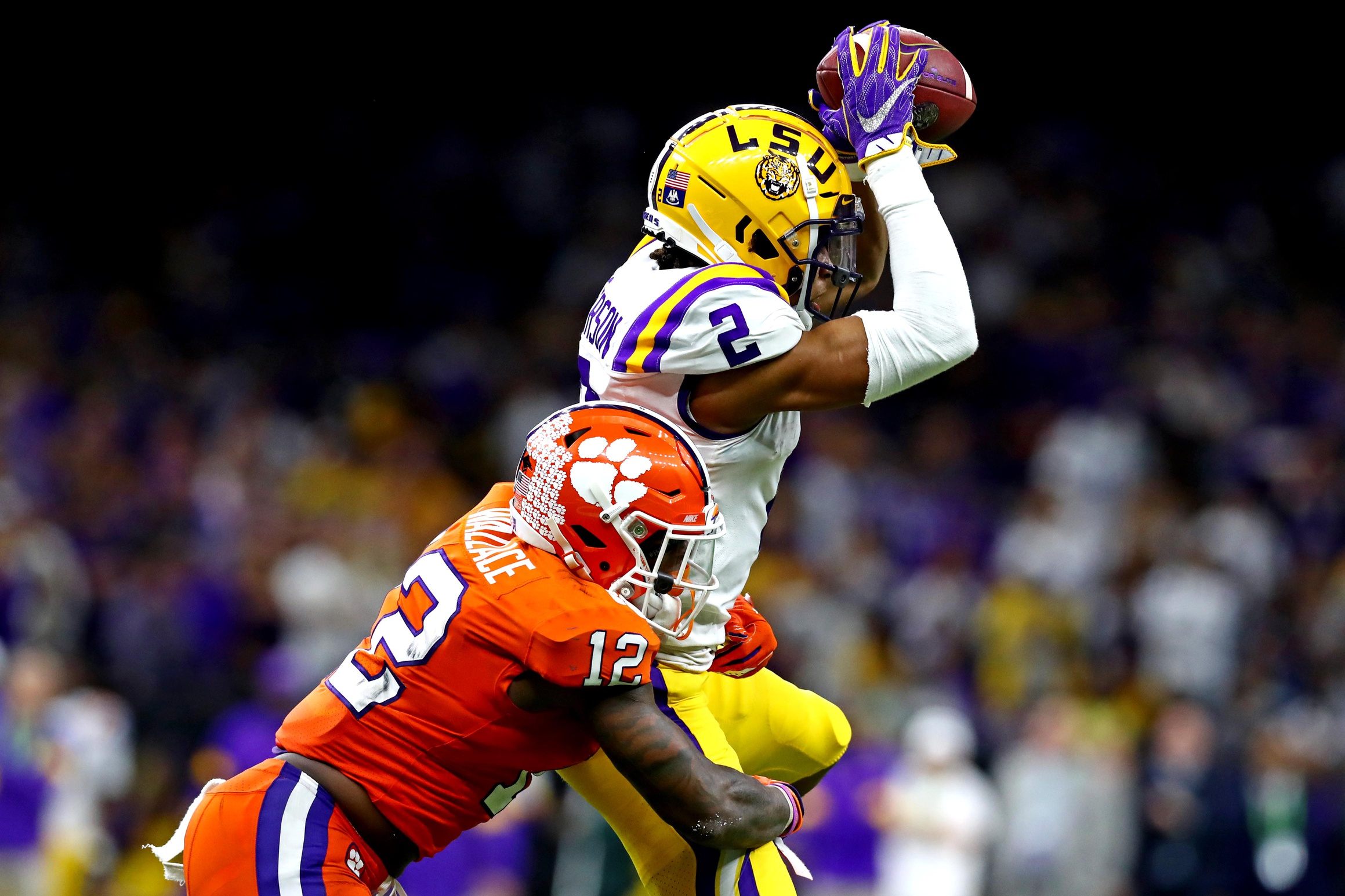 Finding Broncos: Justin Jefferson, WR, LSU | How he Fits, Where he Goes