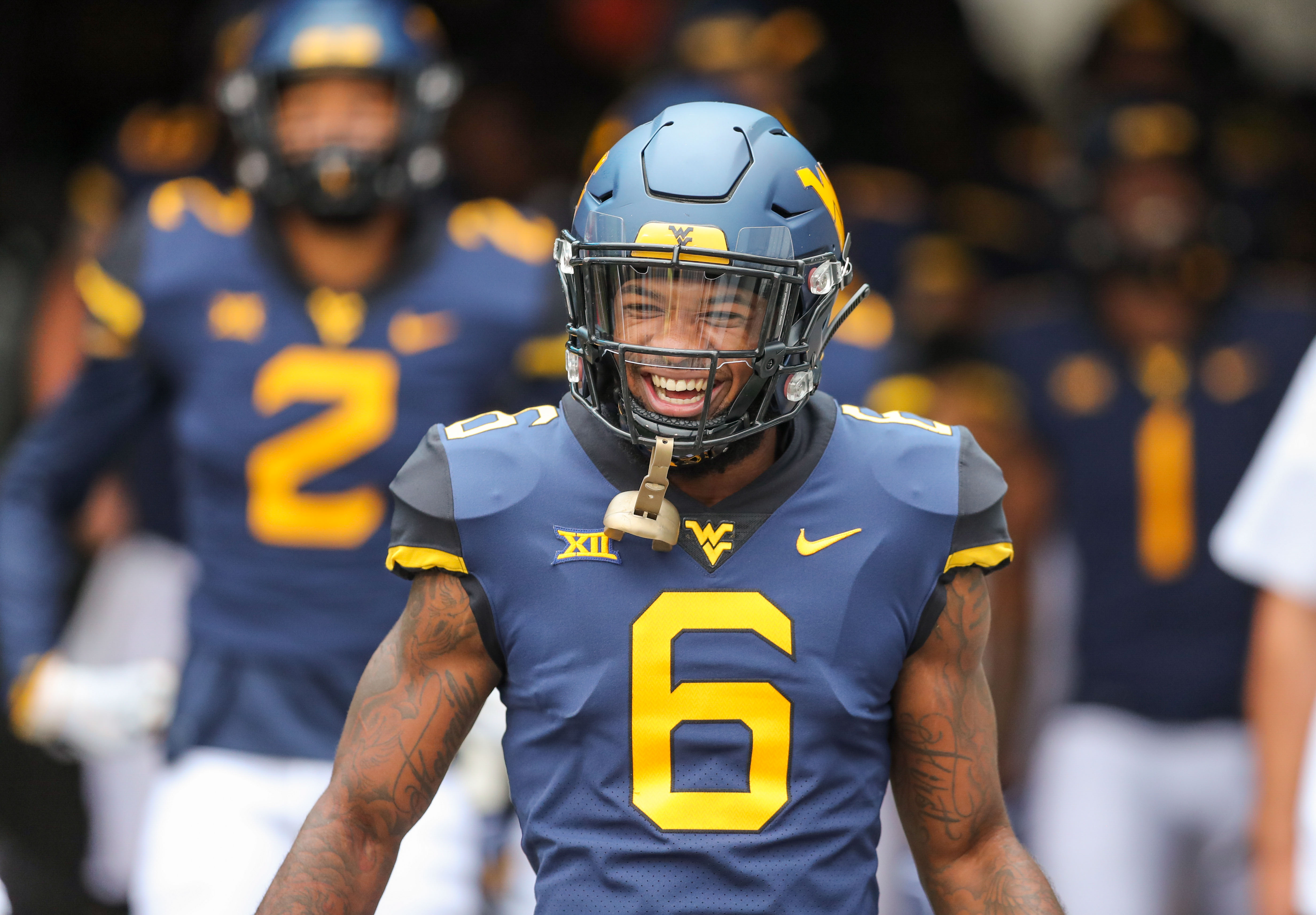 Could Dravon Askew-Henry Make Noise in New York?