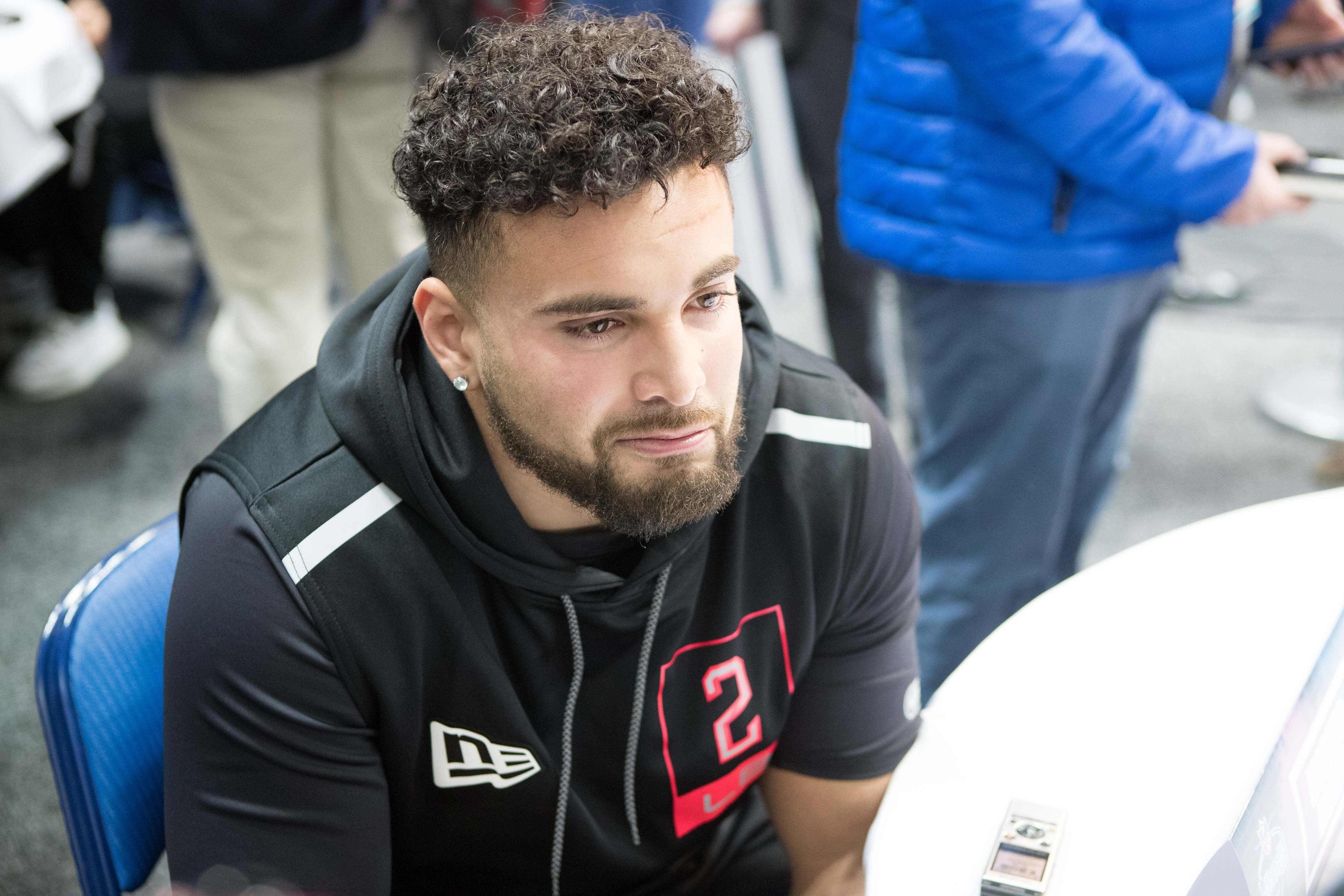 Former Purdue Linebacker Markus Bailey Medically Cleared, Talks ...