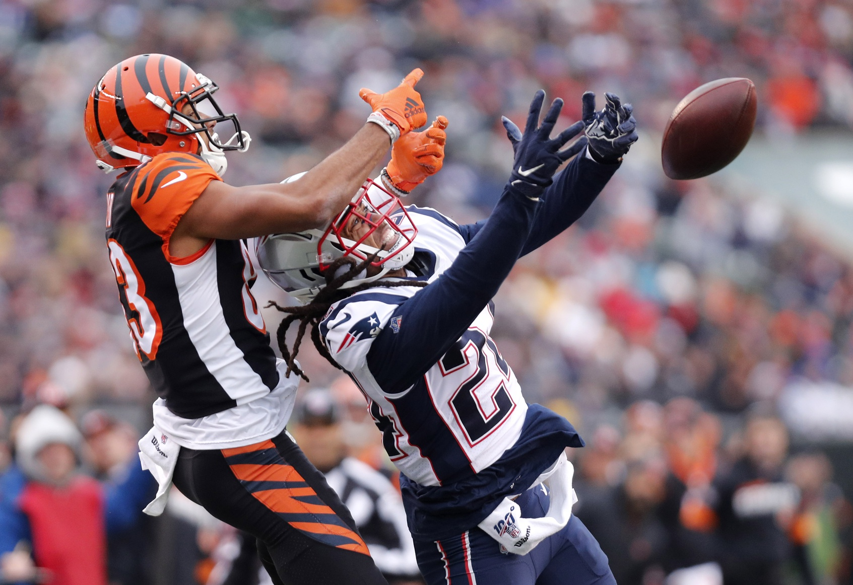 Should Lions Call Patriots to Trade for CB Stephon Gilmore?