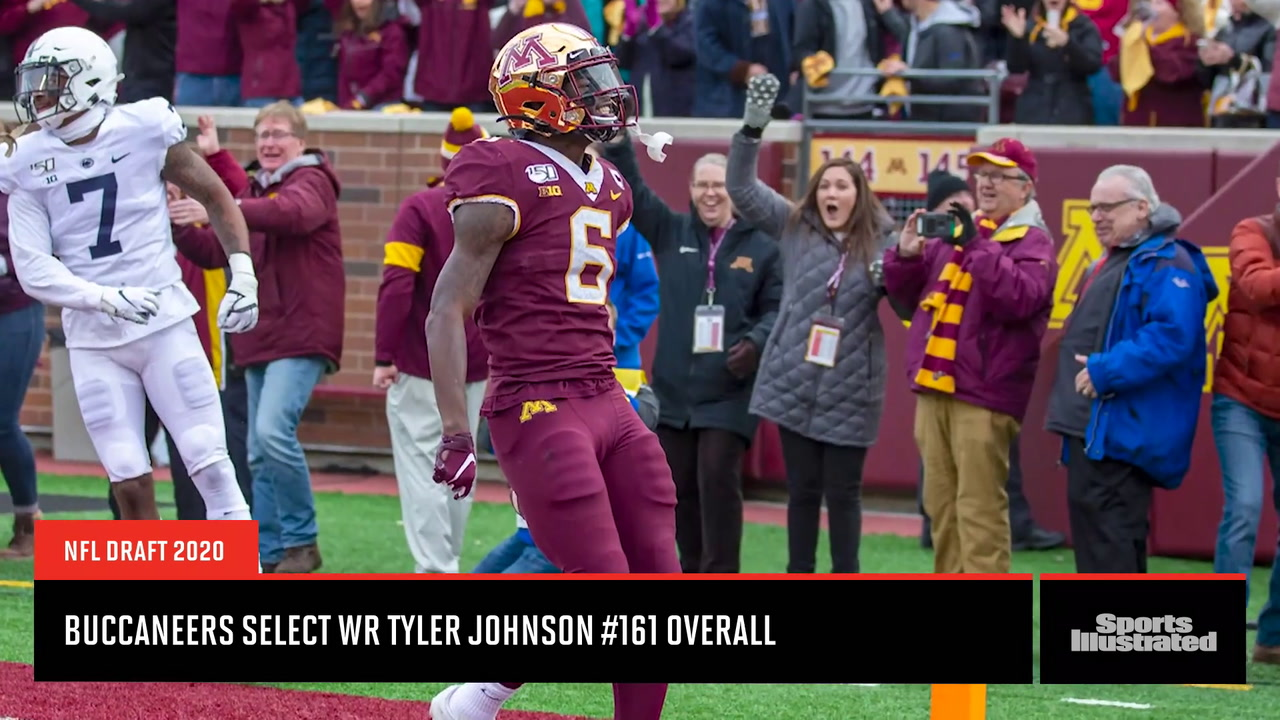 Tyler Johnson Ready To Make Nfl Pay For Letting Him Fall To 5th Round