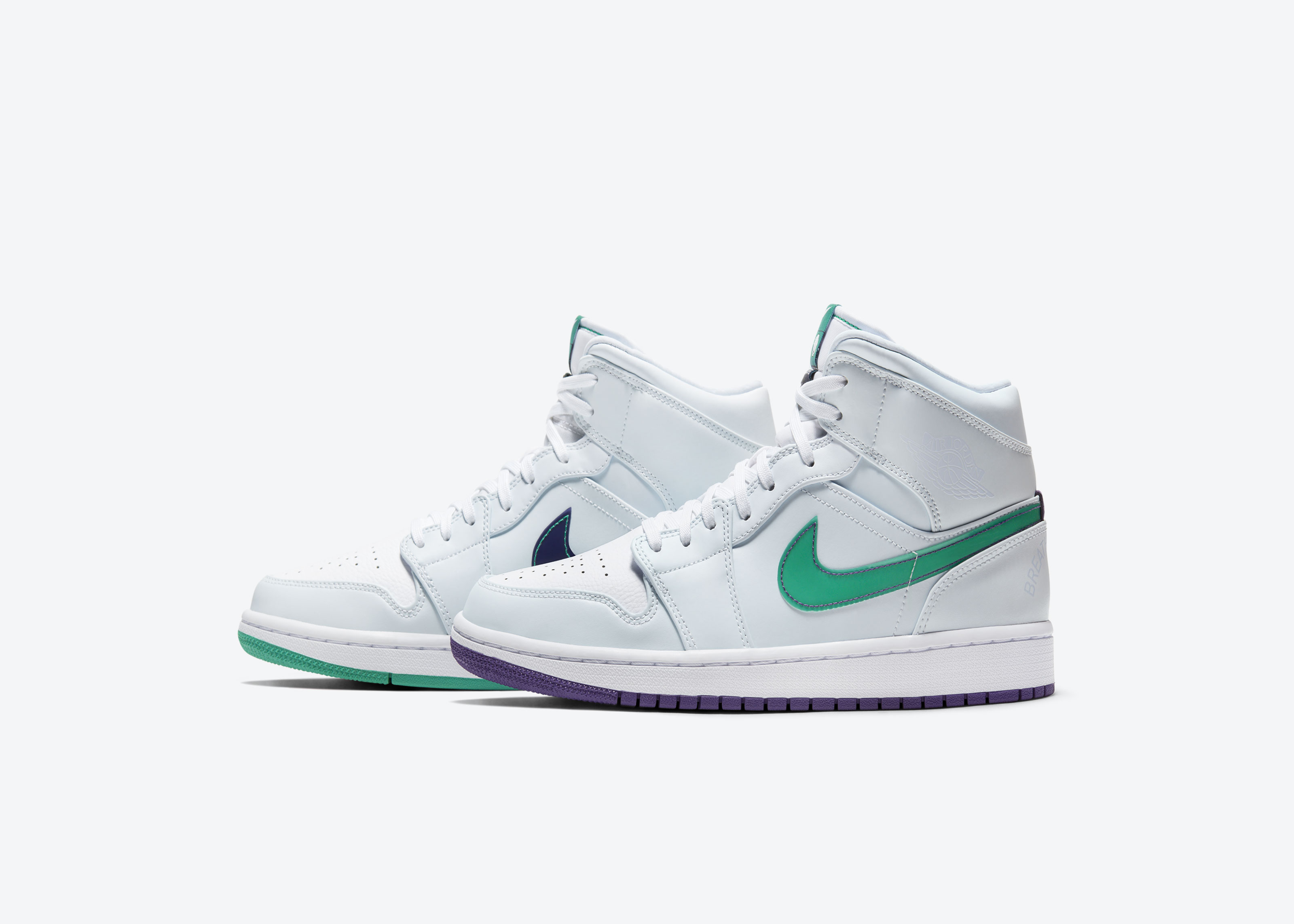 Official Jordan Brand Sneaker