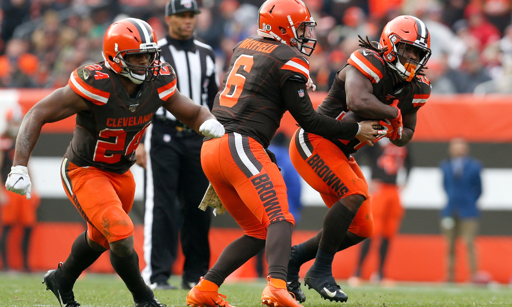 Ranking the Top Running Back Tandems. Is Anyone Better Than The Cleveland Browns?