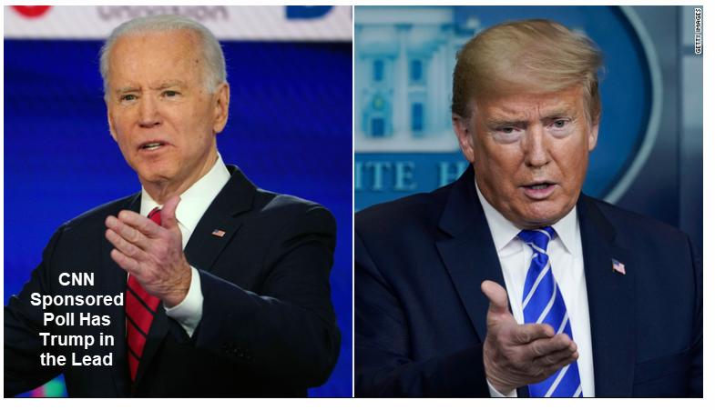 Trump na liderança em 15 estados de batalha? Não Acredite 1