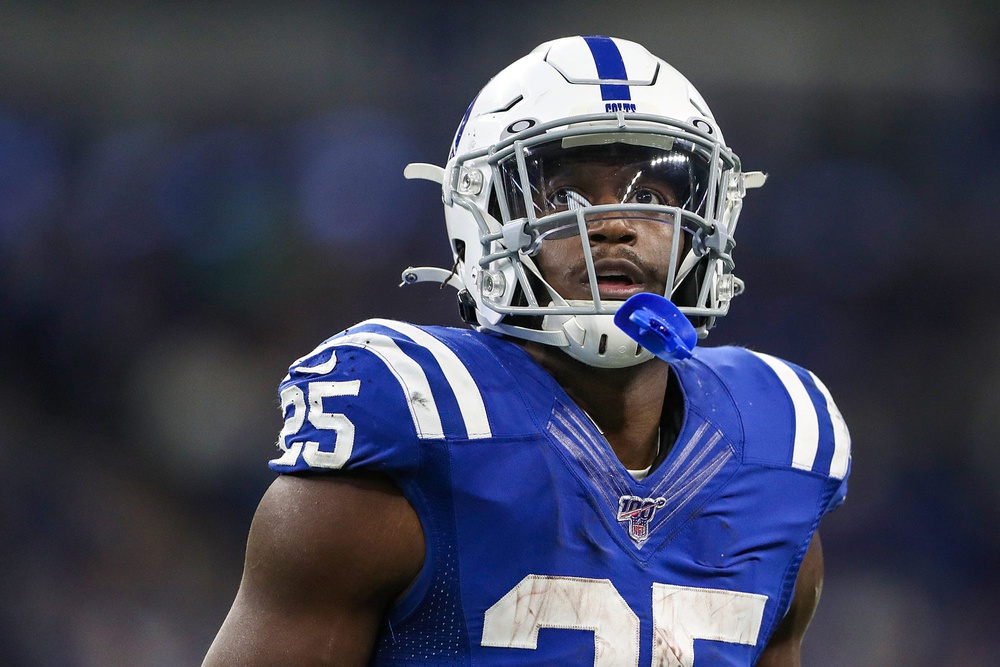 How Will Colts Split Rushing Carries?