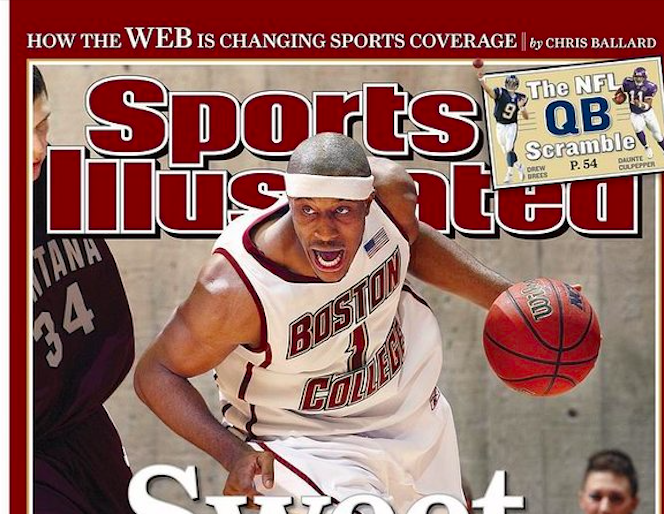 Boston College Men's Basketball Alumni Profile: Craig Smith Part 1