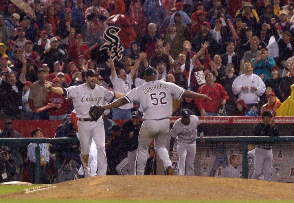 11 Half-Innings to a Championship: 2005 ALCS Game 5