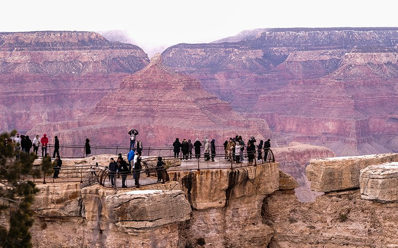 Tribal health concerns about re-opening national parks 'have fallen on deaf ears'