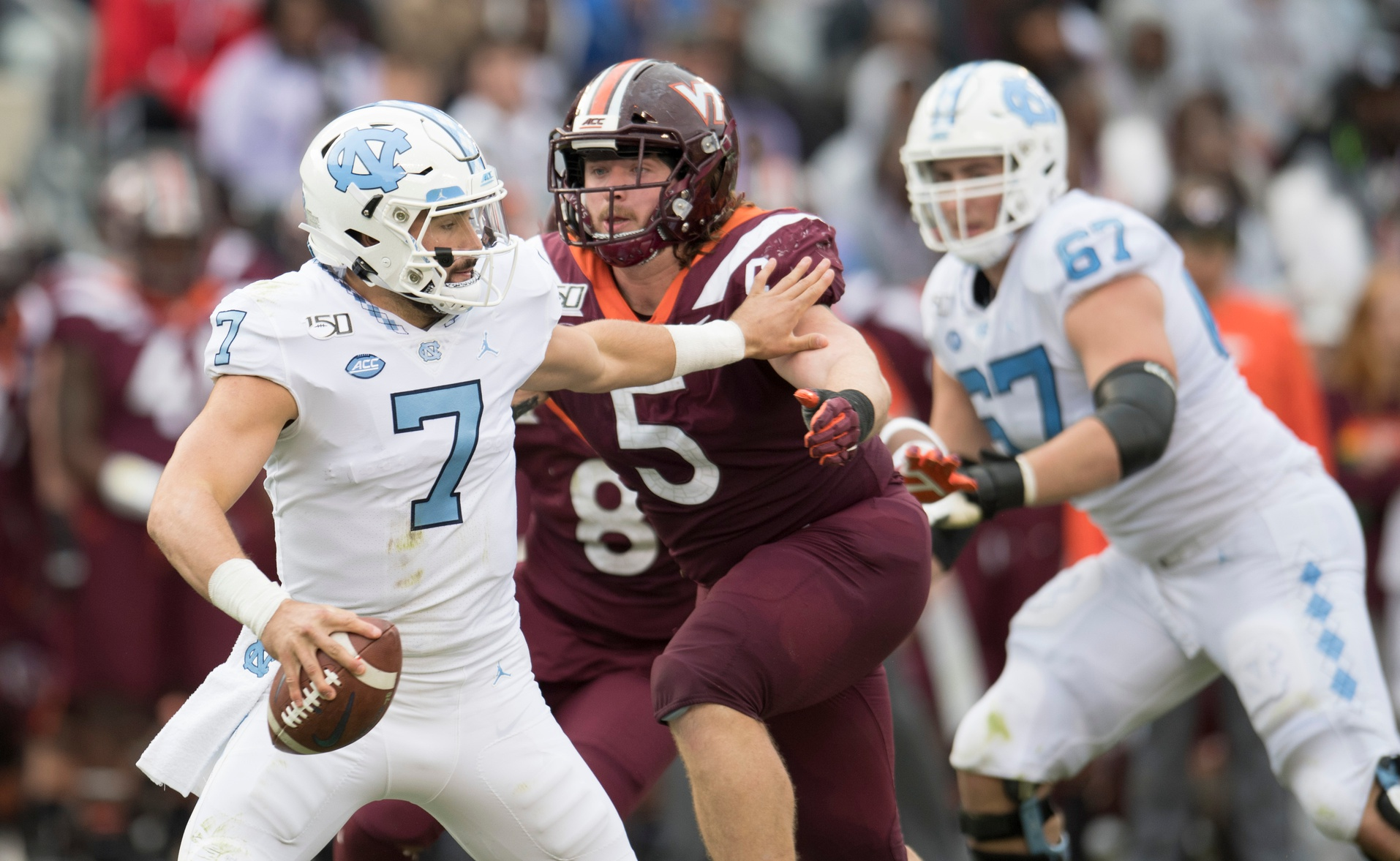 With The New Football Schedule Released What S Reasonable To Expect For The 2020 Virginia Tech Hokies