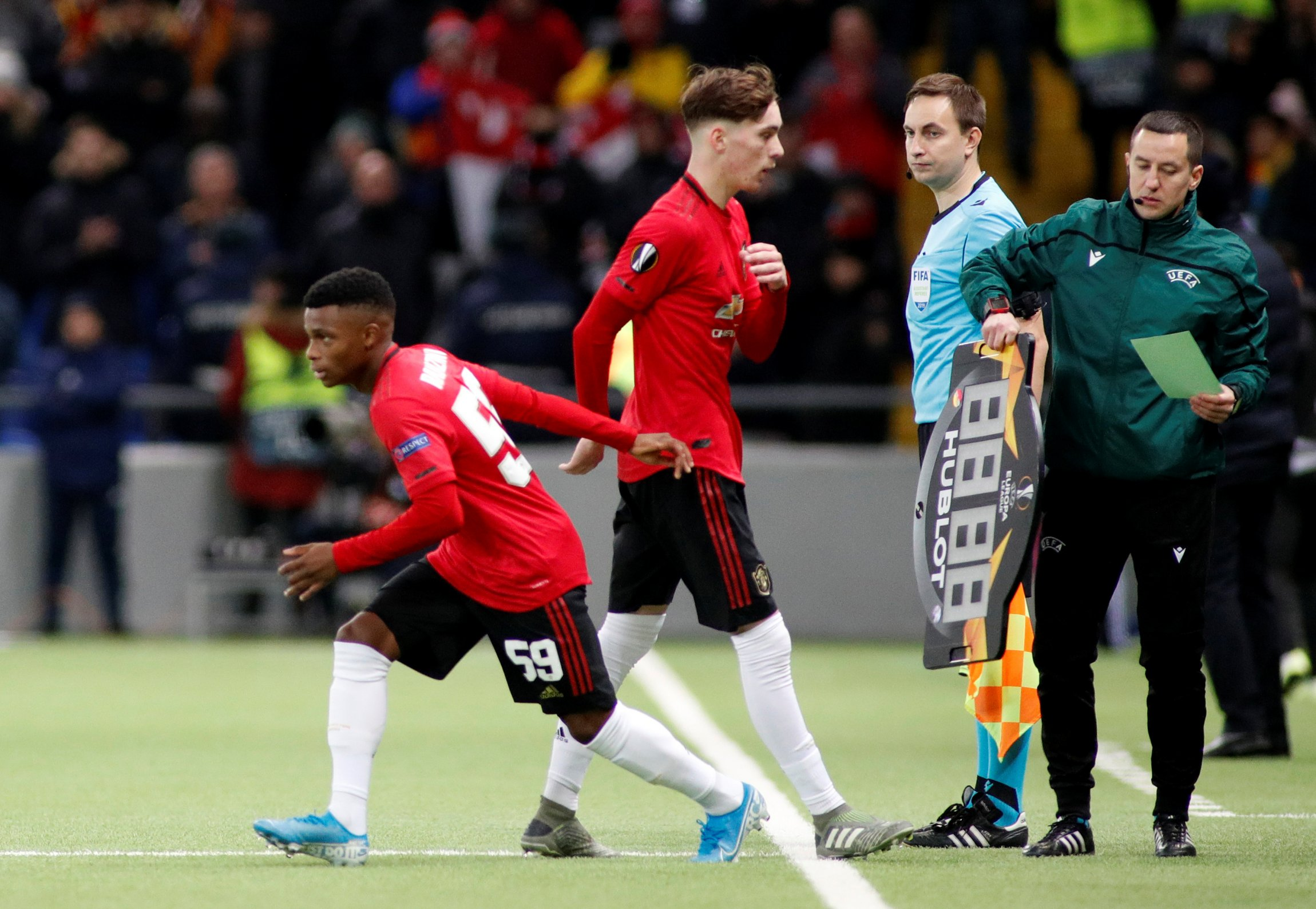 United Confirm Nine U23 Players To Be Released