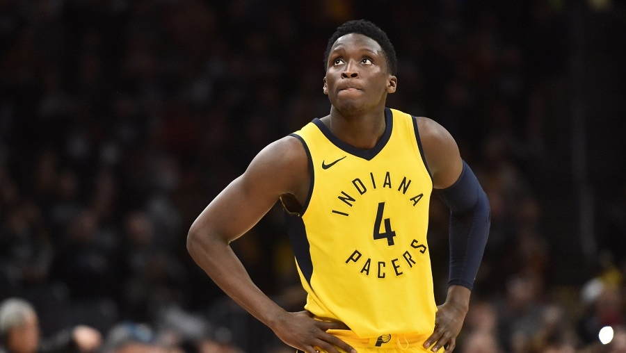 Oladipo on joining Pacers: 'When the day comes, I'll know'