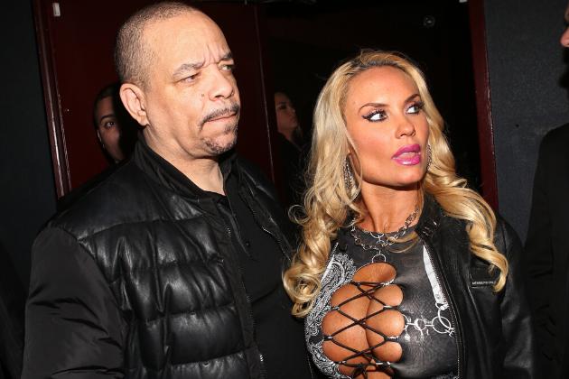 Ice-T And Coco's Family Suffering Through Coronavirus Crisis