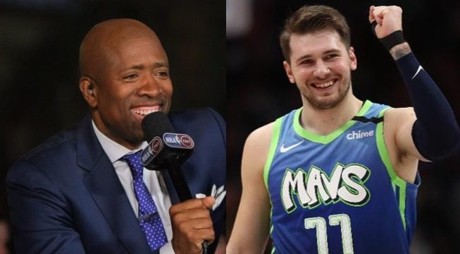 Luka & KP Mean Mavs Don't Need '3rd Star,' Says Kenny 'The Jet' Smith