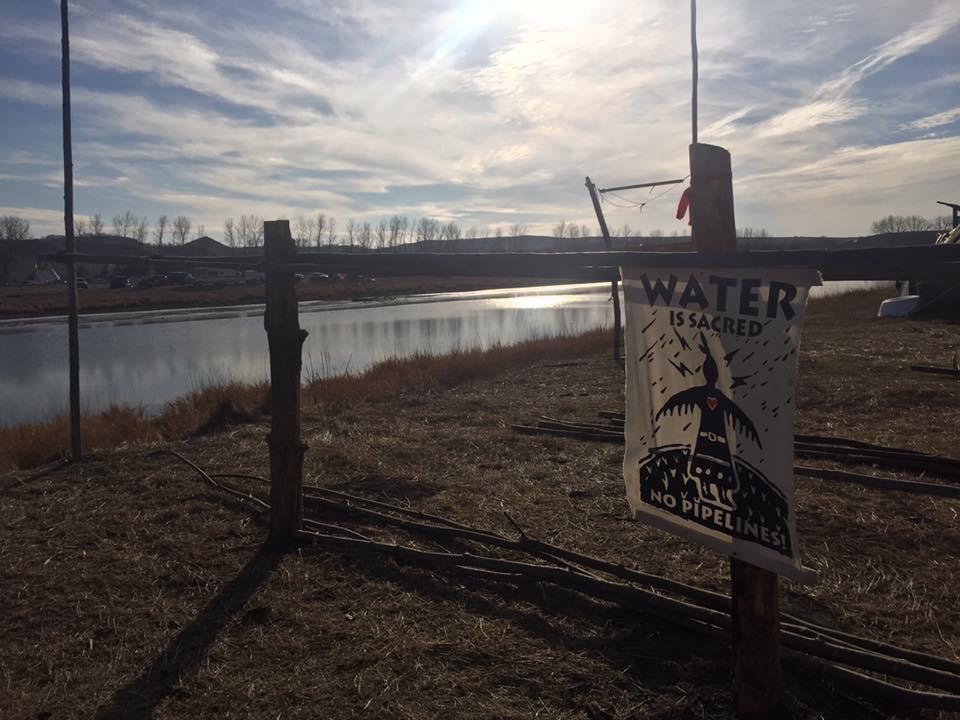 Dakota Access Pipeline Timeline